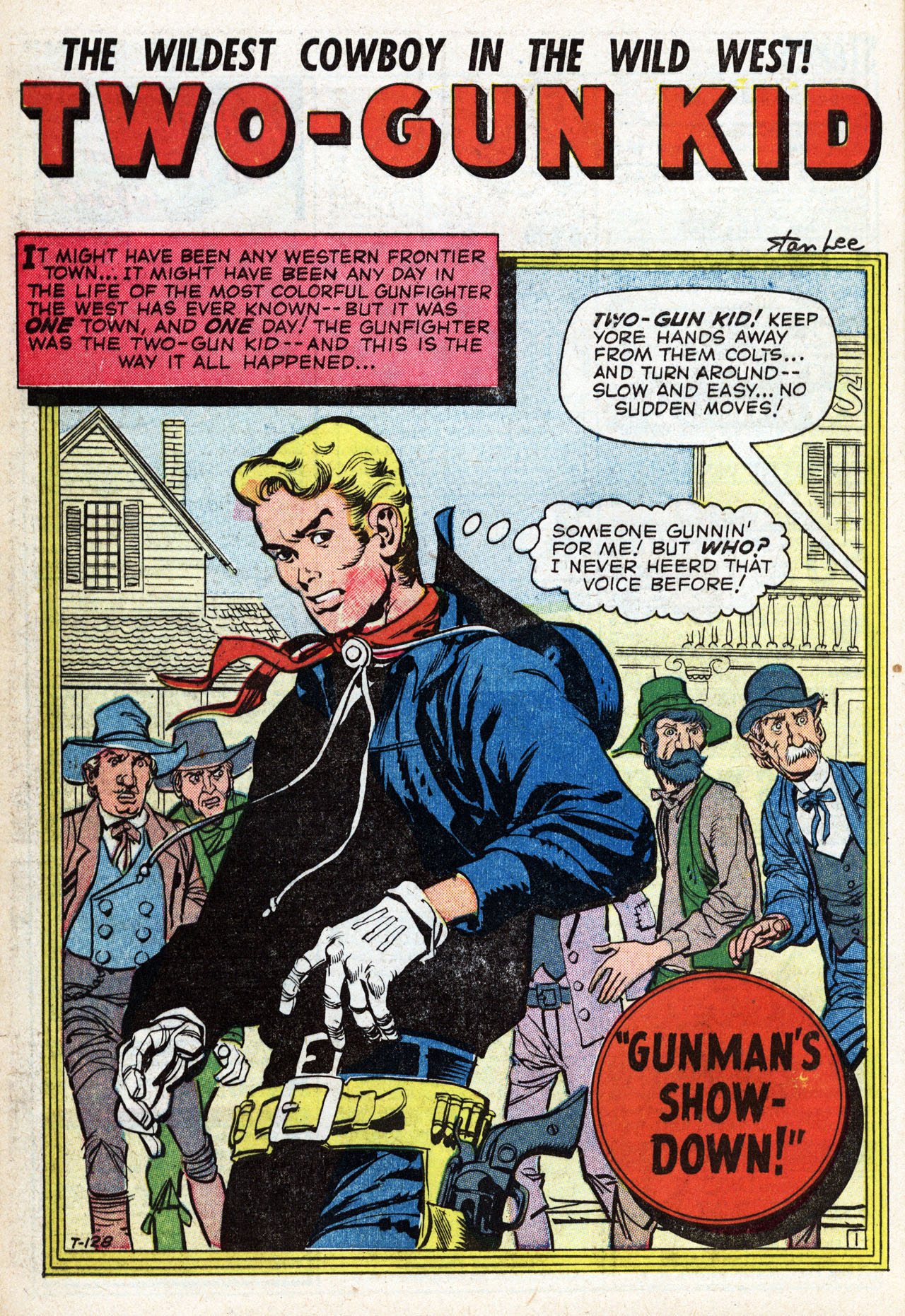 Read online Two-Gun Kid comic -  Issue #46 - 28