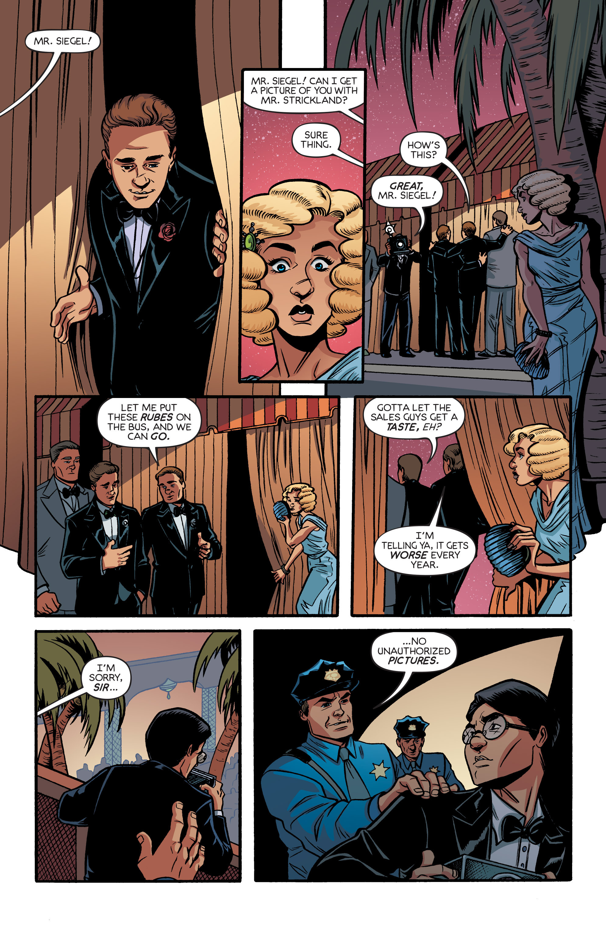 Read online Angel City comic -  Issue #3 - 17