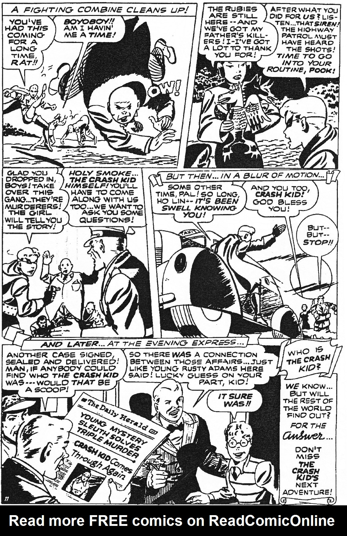 Read online Men of Mystery Comics comic -  Issue #84 - 140