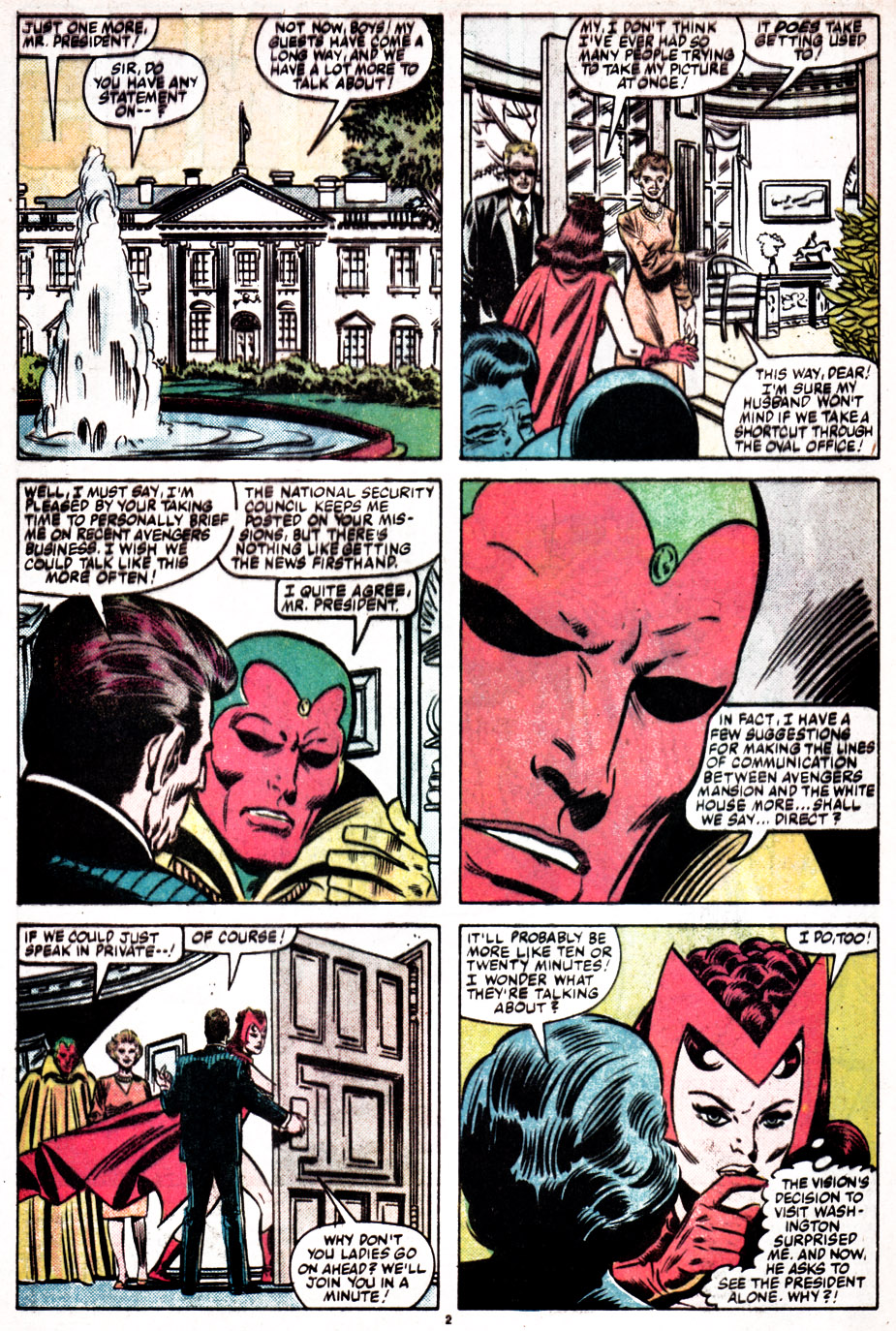 The Avengers (1963) 246 Page 2
