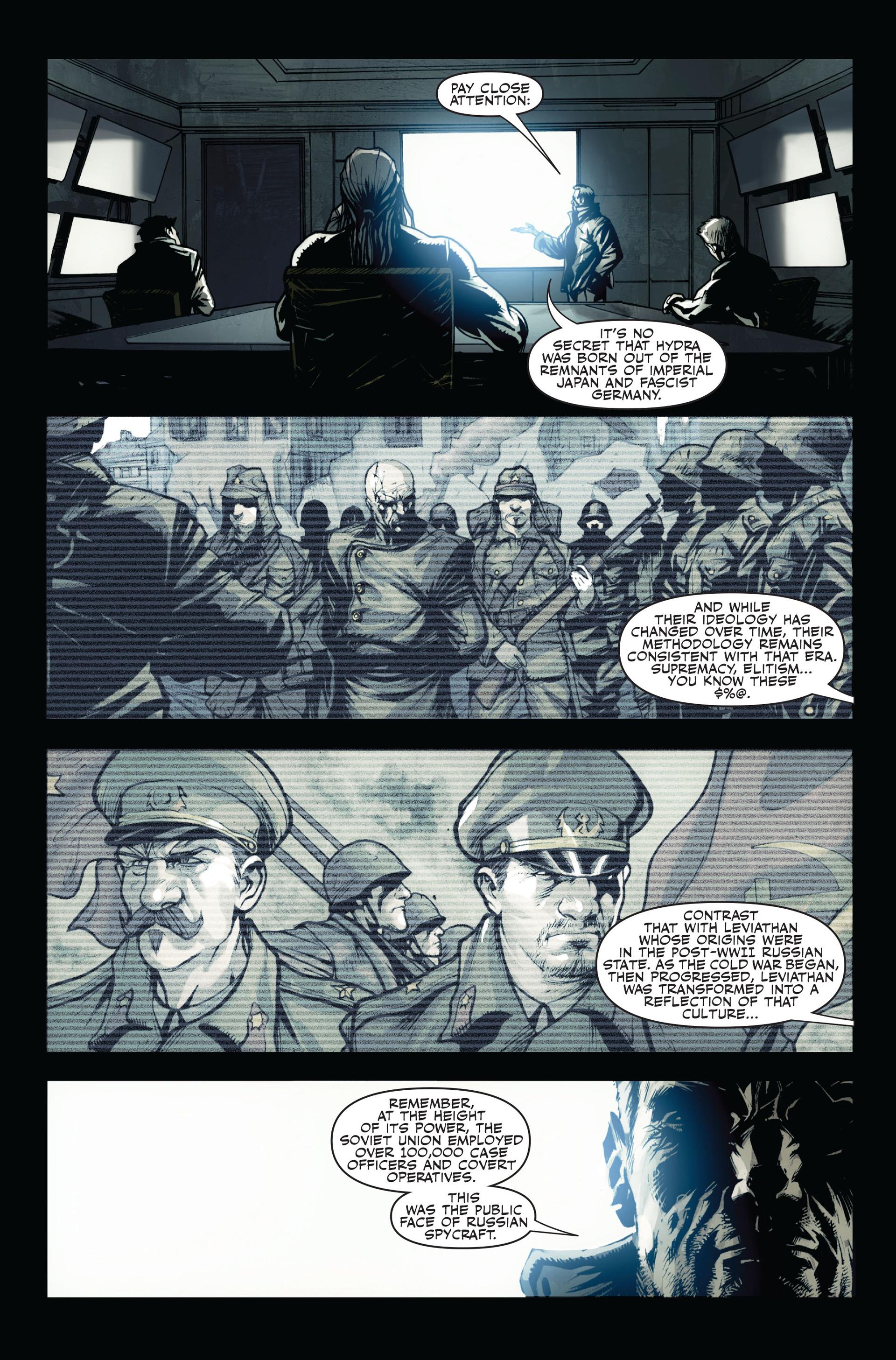 Read online Secret Warriors comic -  Issue #12 - 20