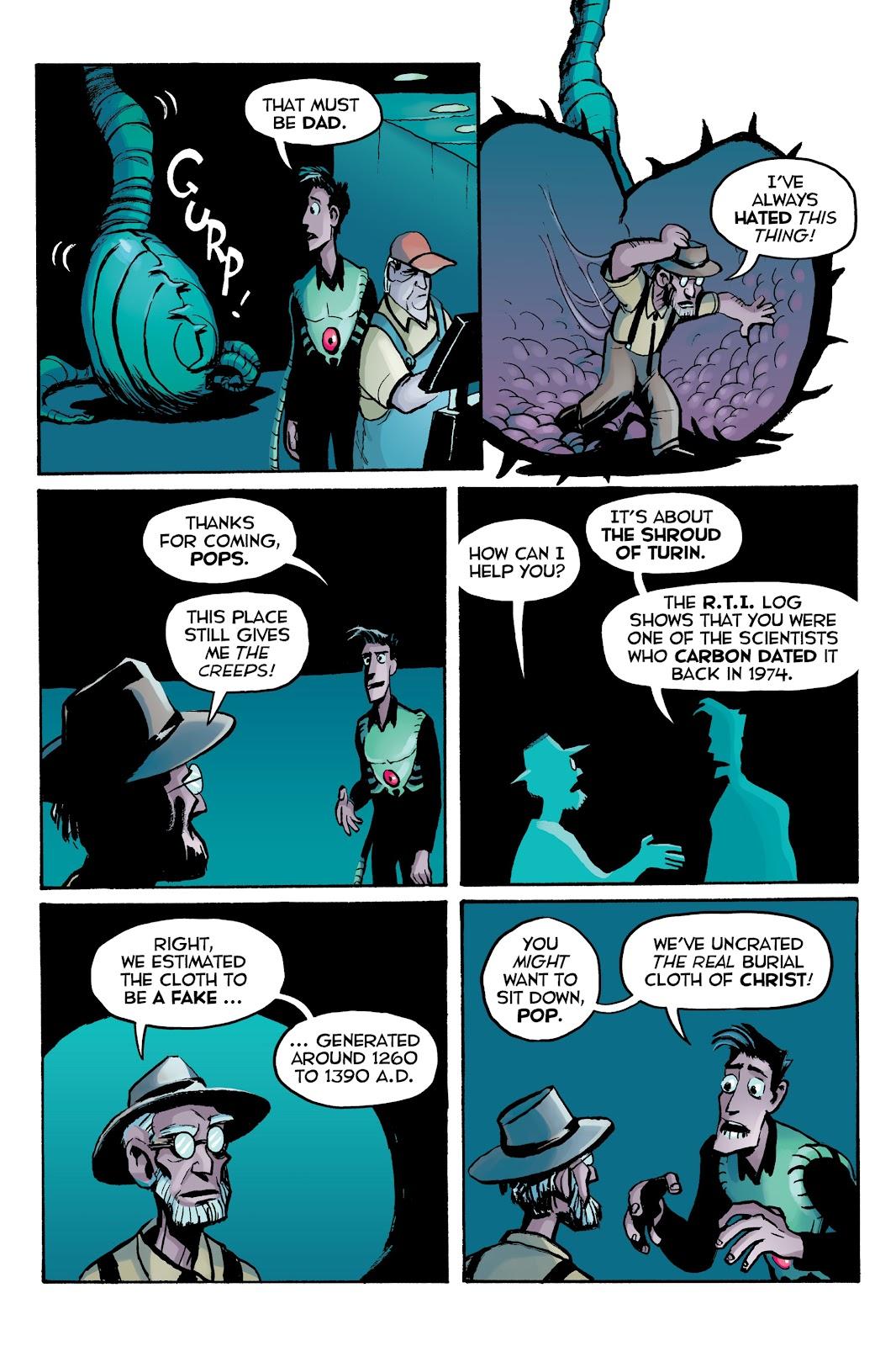 Read online Creature Tech (2019) comic -  Issue # TPB (Part 2) - 27