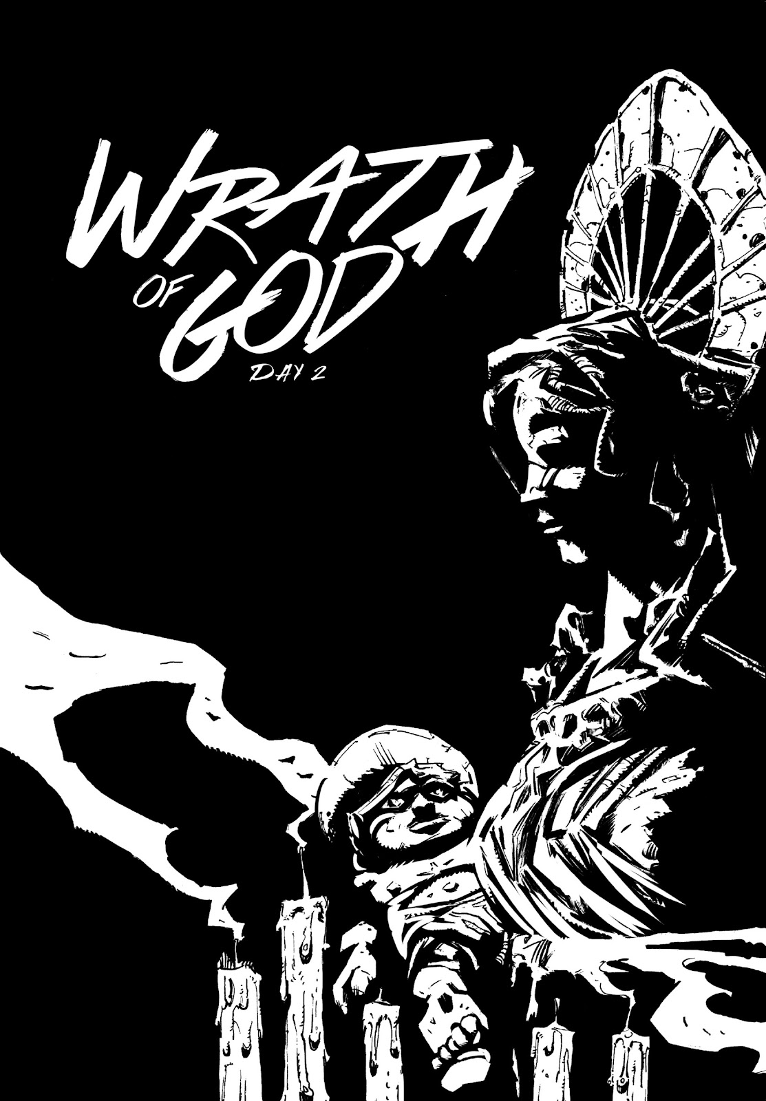 Read online Wrath of God comic -  Issue # _TPB - 29
