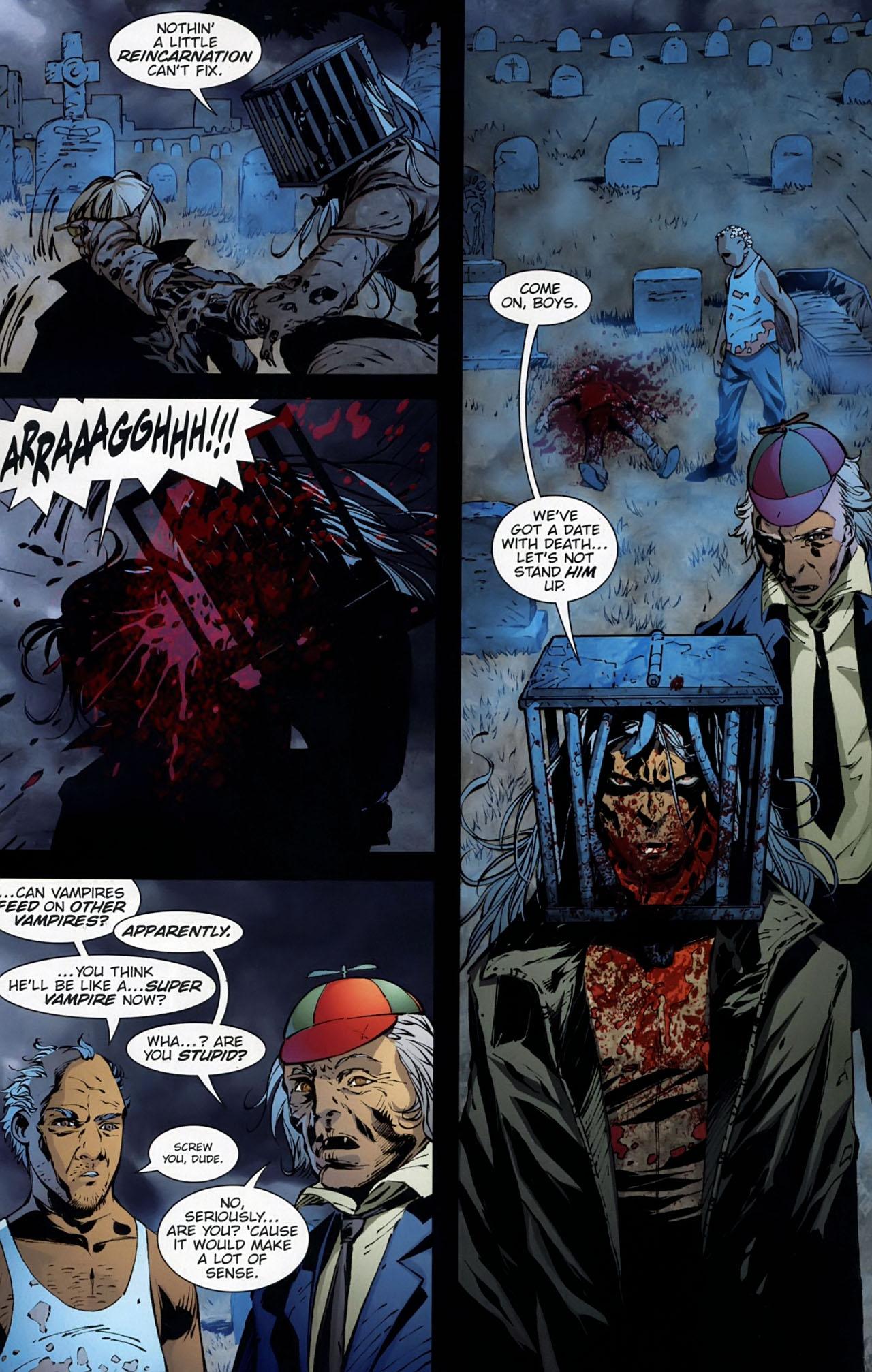 Read online Dead Romeo comic -  Issue #1 - 10