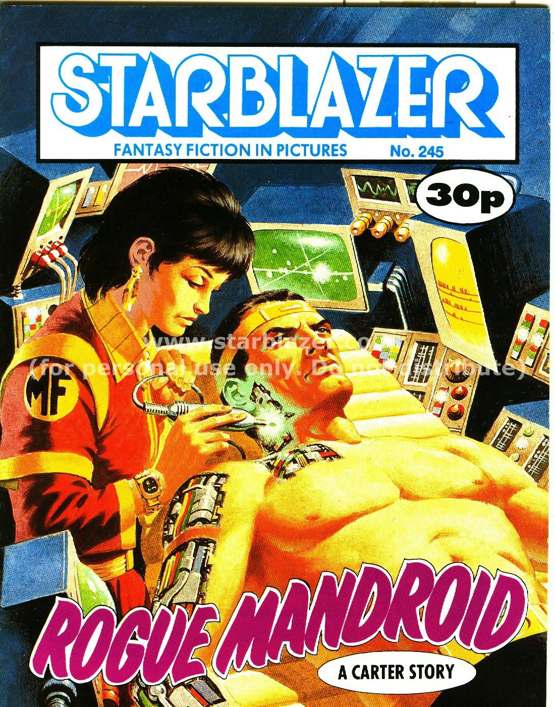 Starblazer issue 245 - Page 1