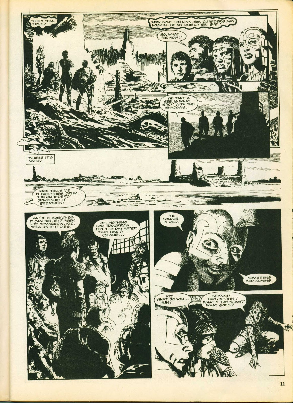 Warrior Issue #26 #27 - English 11