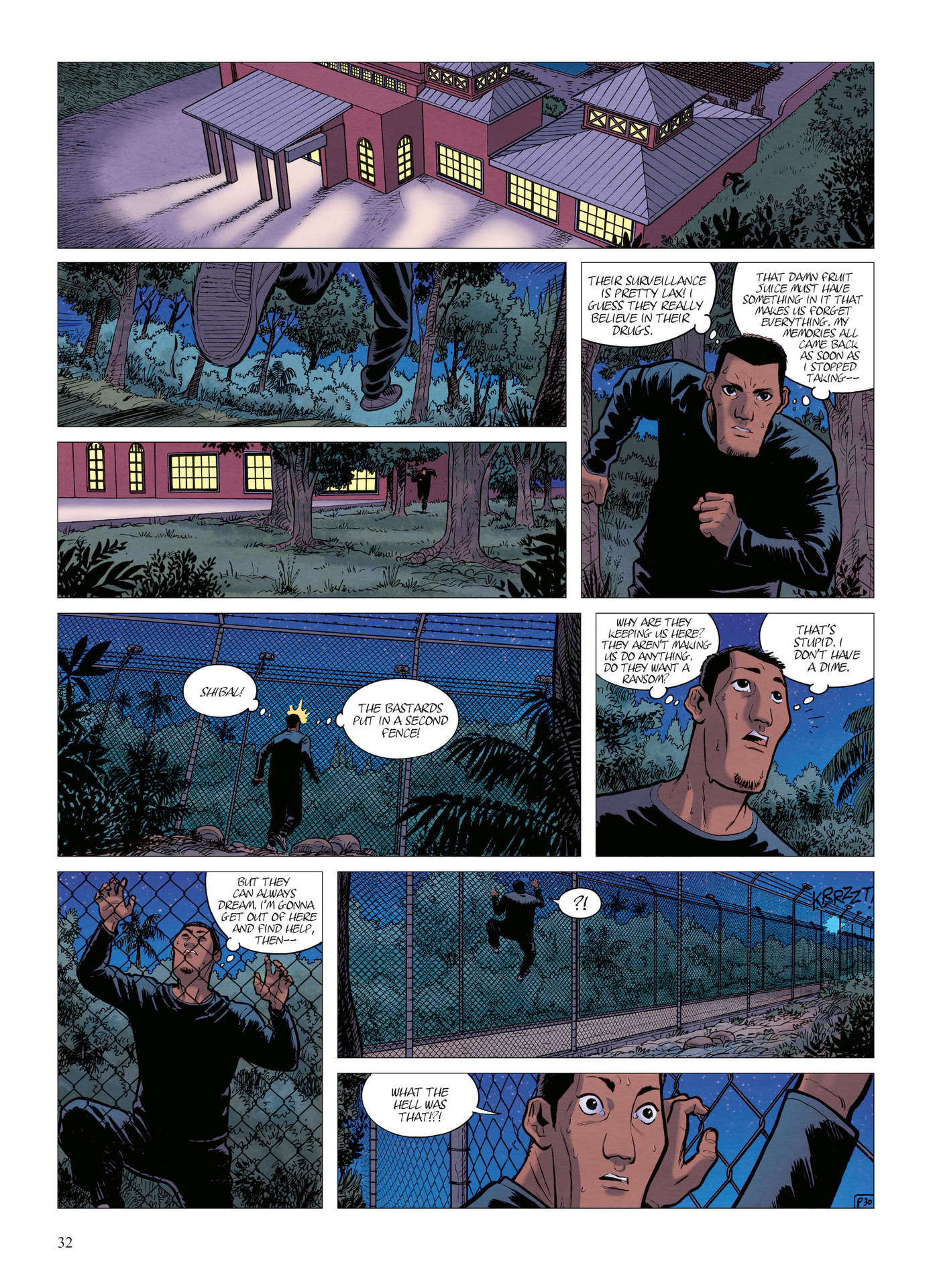 Read online Alter Ego comic -  Issue #5 - 34