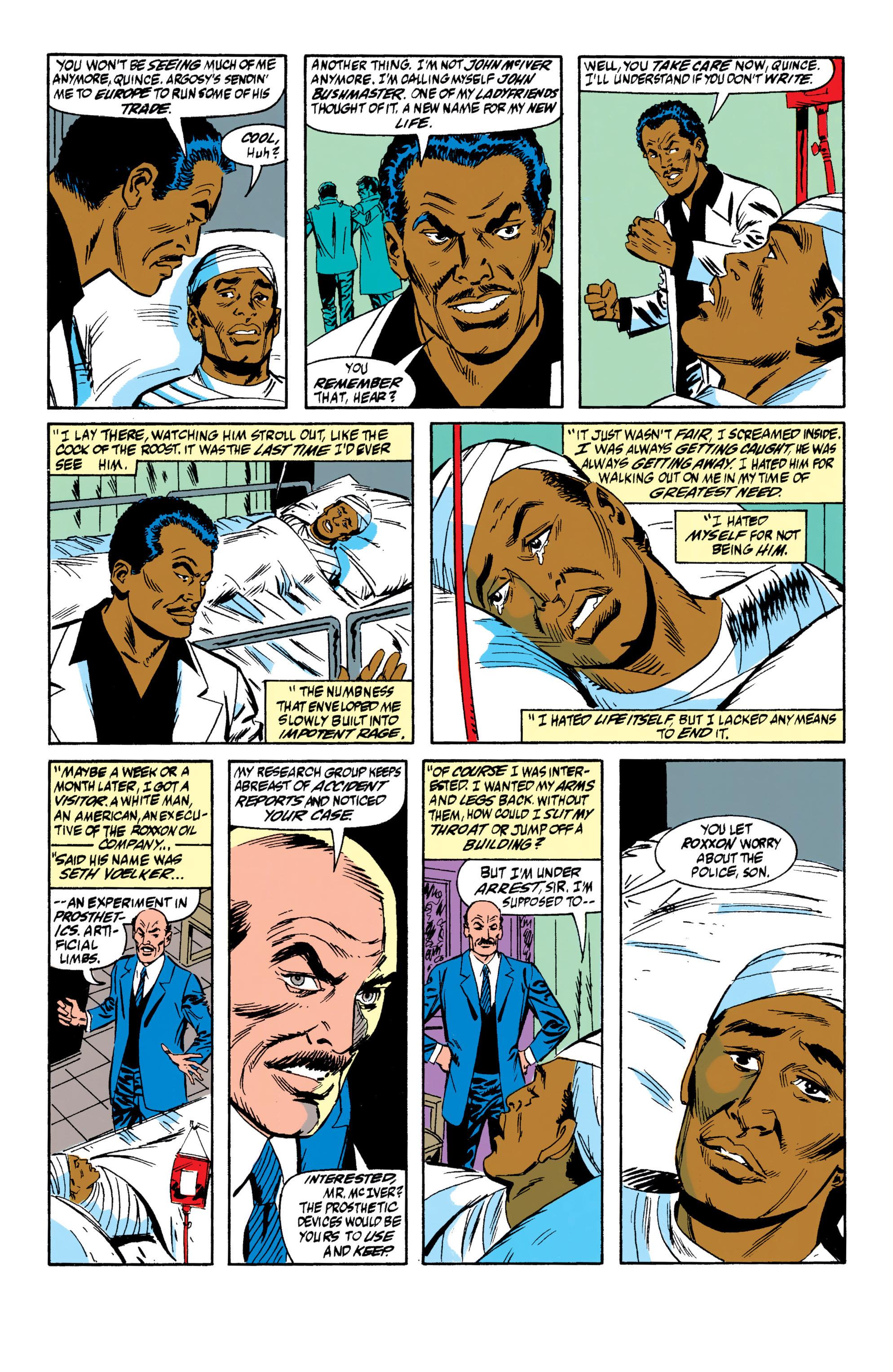Read online Captain America (1968) comic -  Issue # _Annual 10 - 34