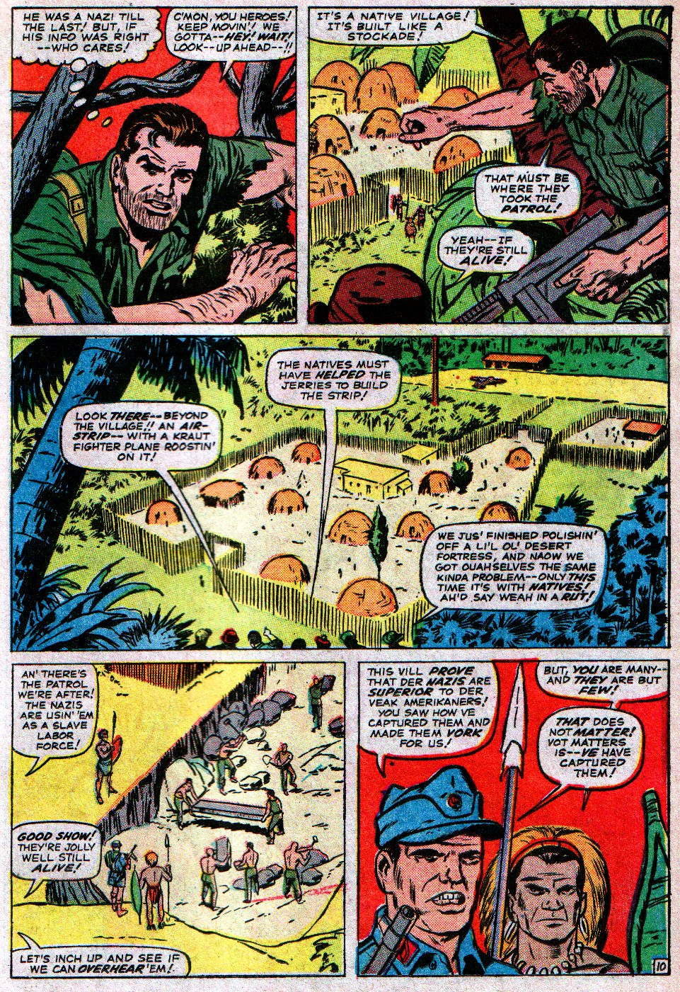 Read online Sgt. Fury comic -  Issue #17 - 15