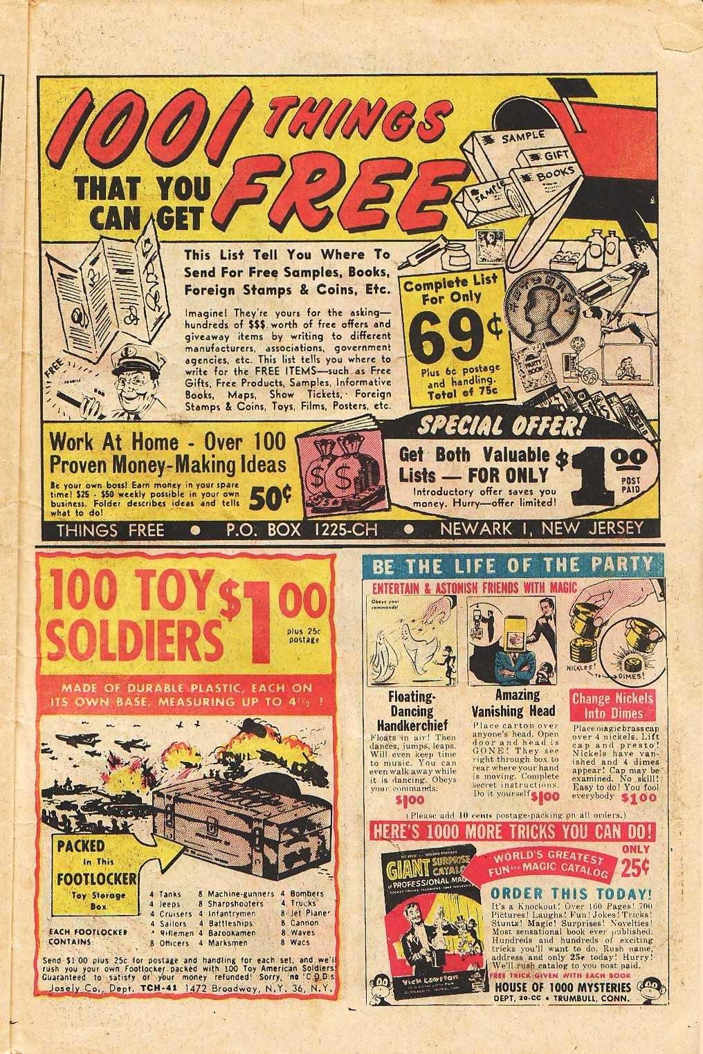 Read online Fightin' Navy comic -  Issue #105 - 31