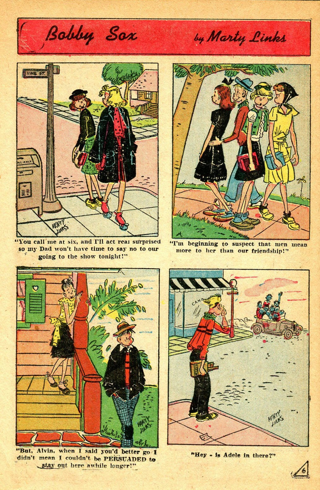 Read online Famous Funnies comic -  Issue #178 - 36