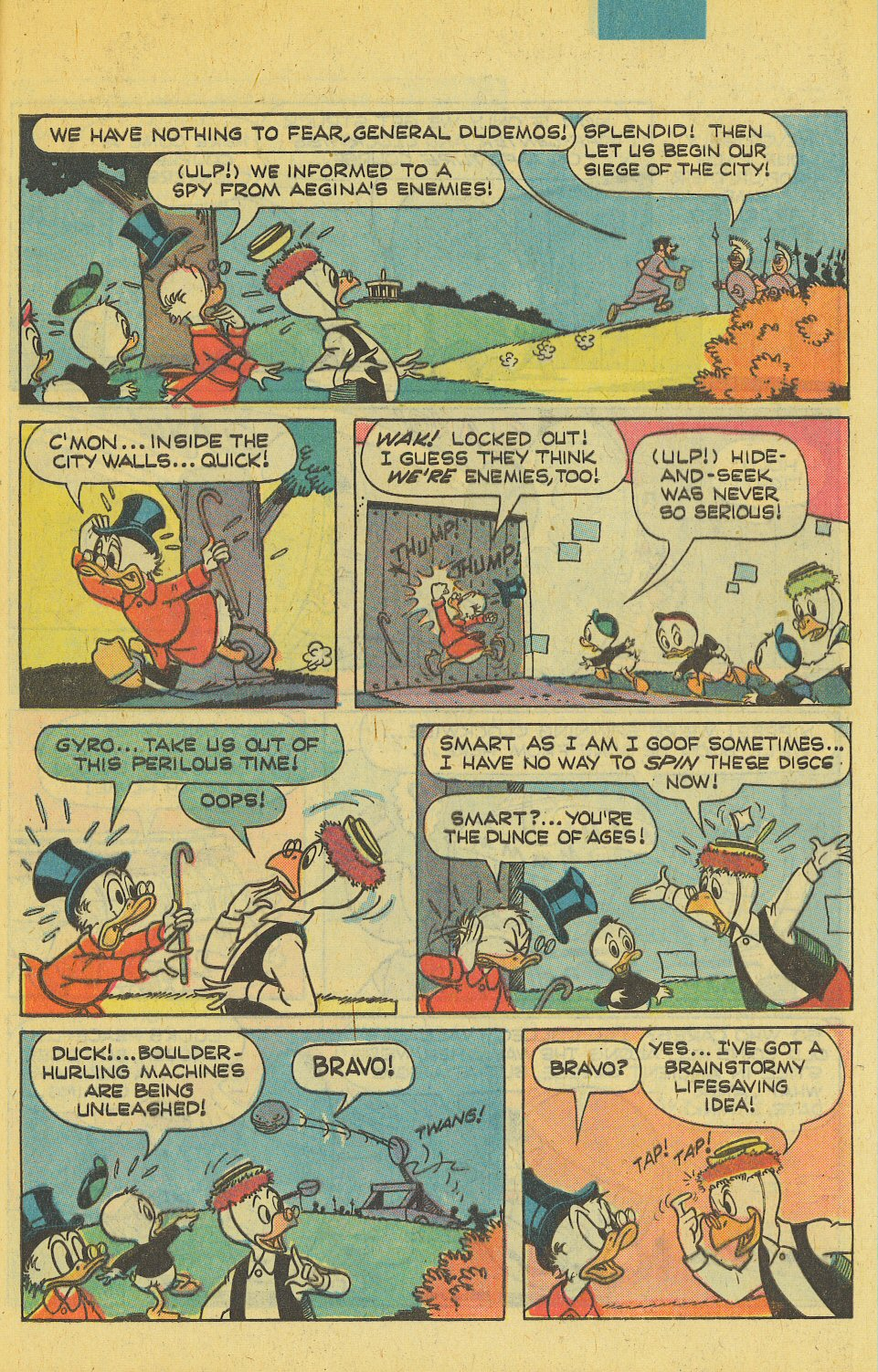 Read online Uncle Scrooge (1953) comic -  Issue #169 - 9