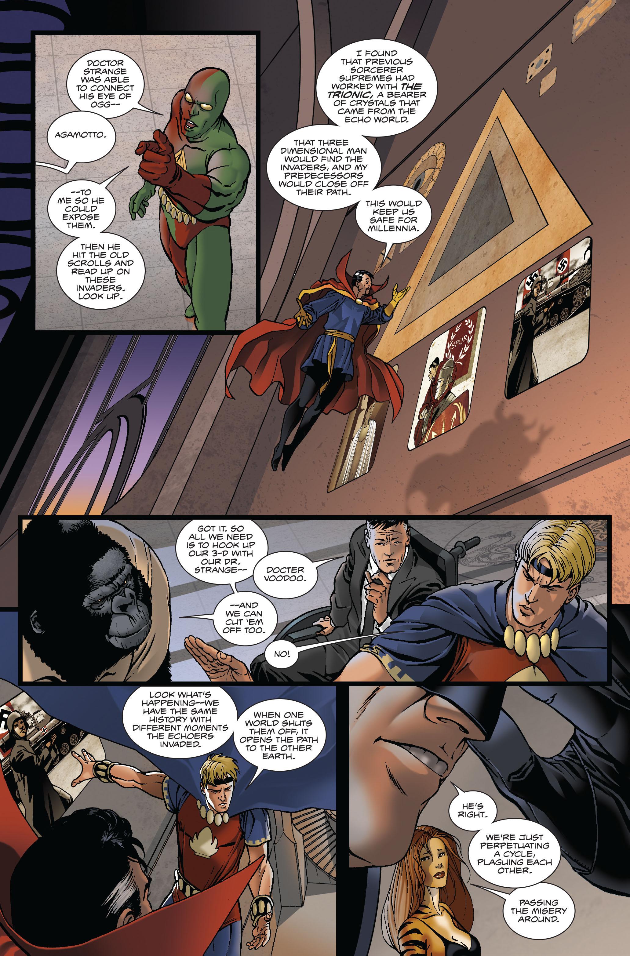 Read online Atlas comic -  Issue #5 - 5
