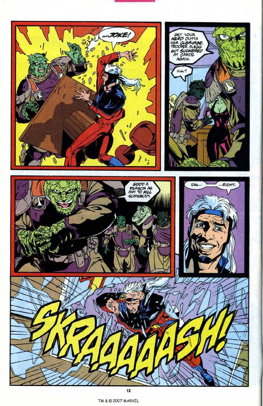 Silver Surfer (1987) _Annual 6 #6 - English 14
