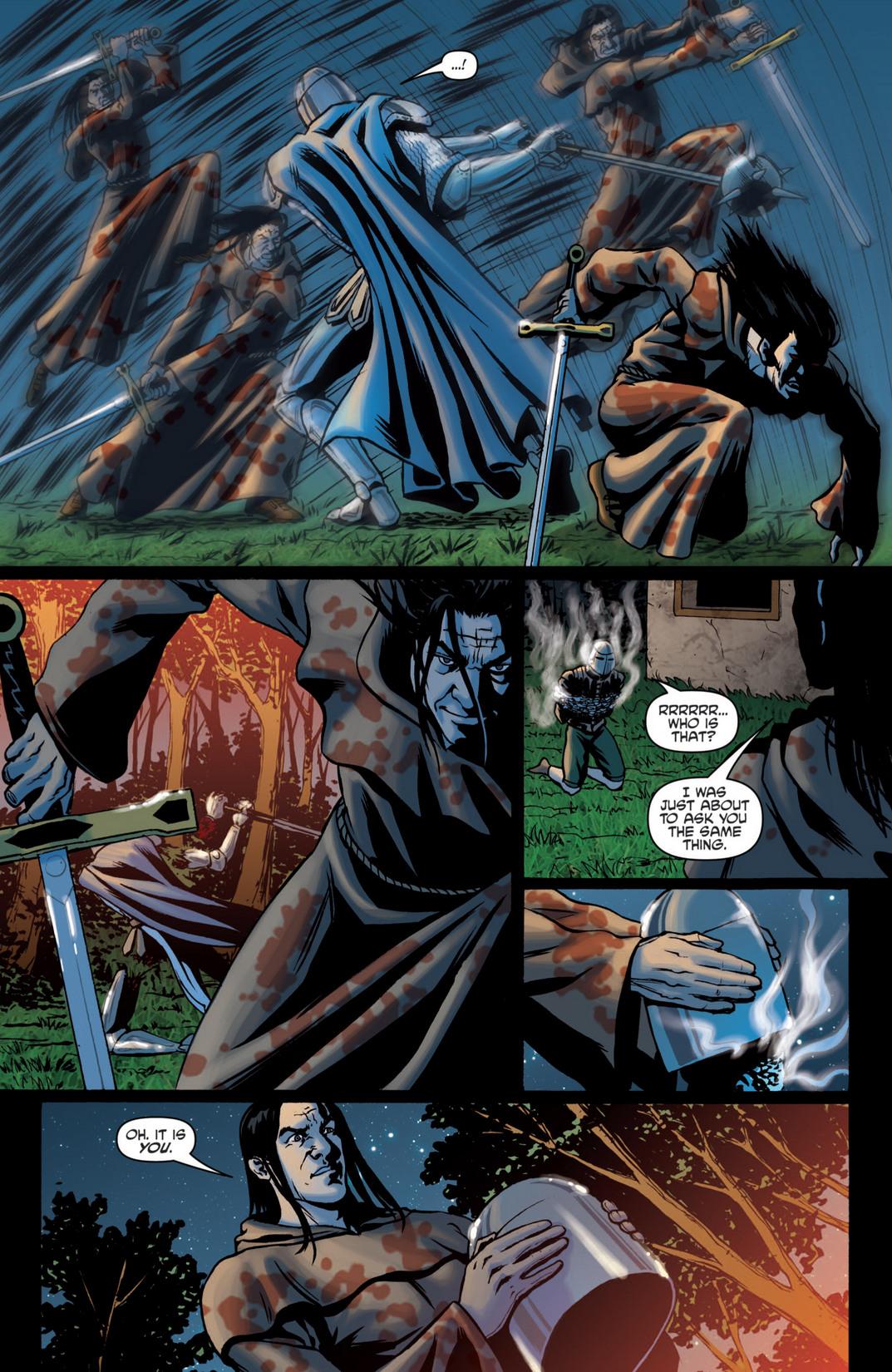 Read online True Blood (2012) comic -  Issue #5 - 15