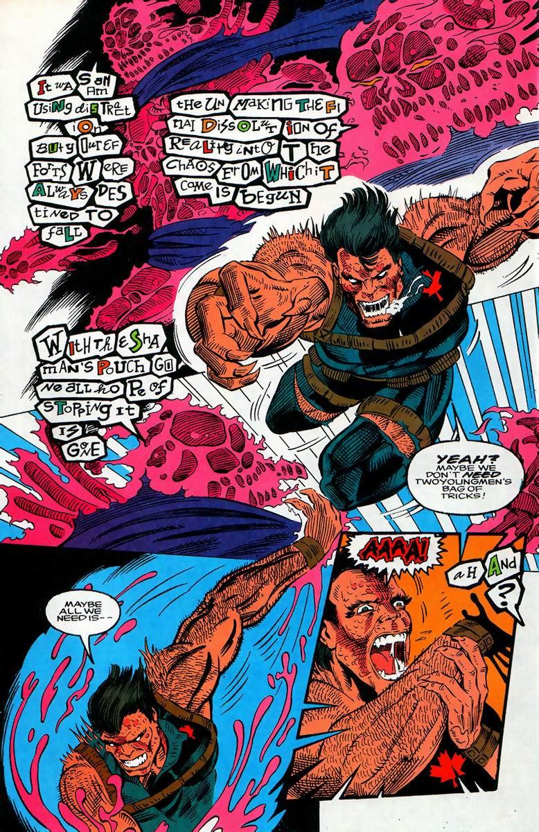 Read online Alpha Flight (1983) comic -  Issue #126 - 5