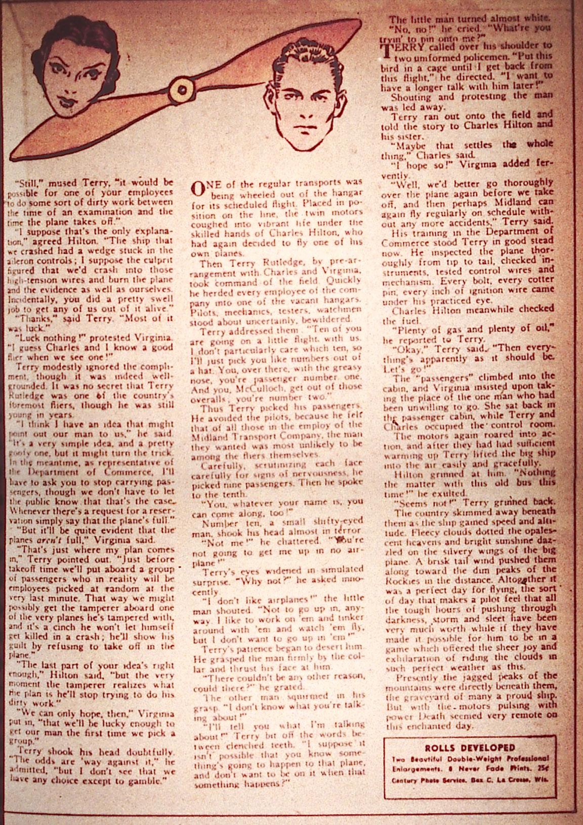 Read online Detective Comics (1937) comic -  Issue #5 - 37