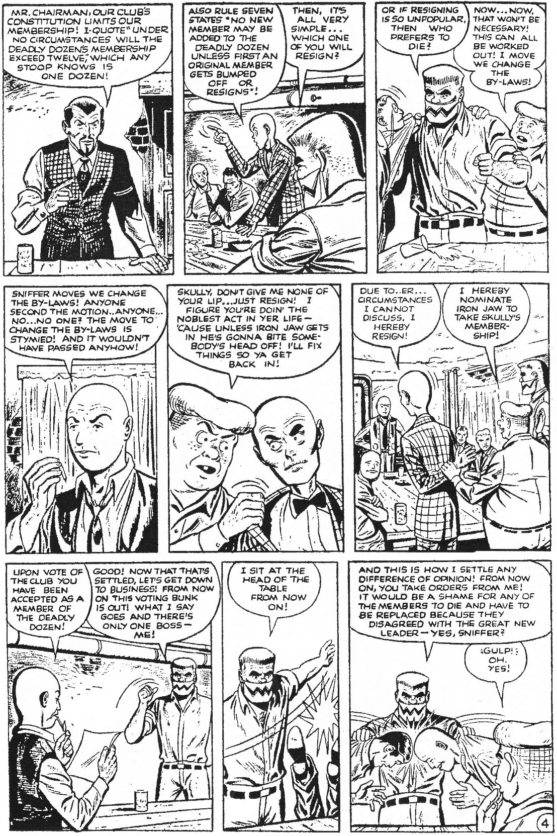 Read online Men of Mystery Comics comic -  Issue #70 - 38