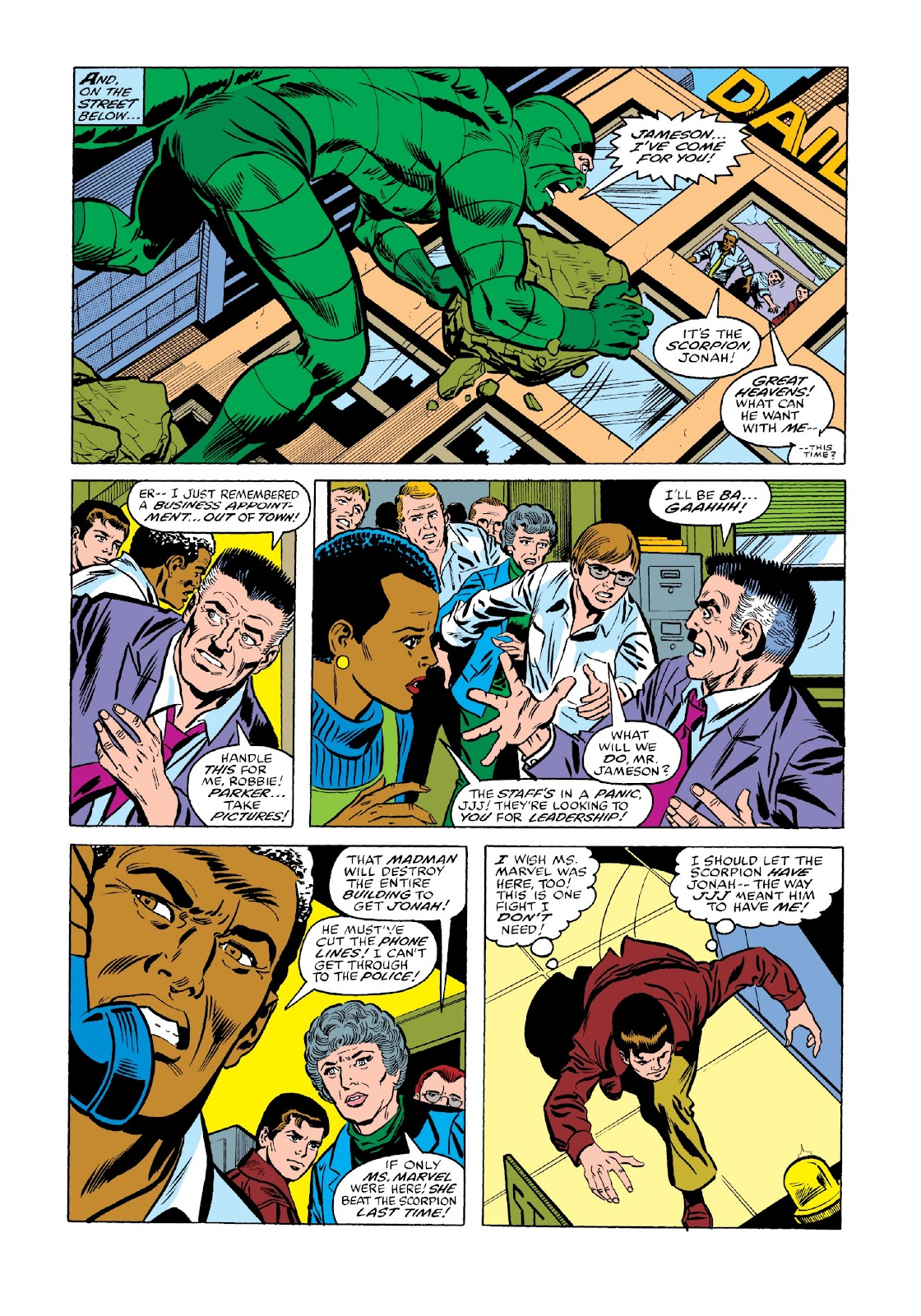 Read online Marvel Masterworks: The Spectacular Spider-Man comic -  Issue # TPB 2 (Part 2) - 10