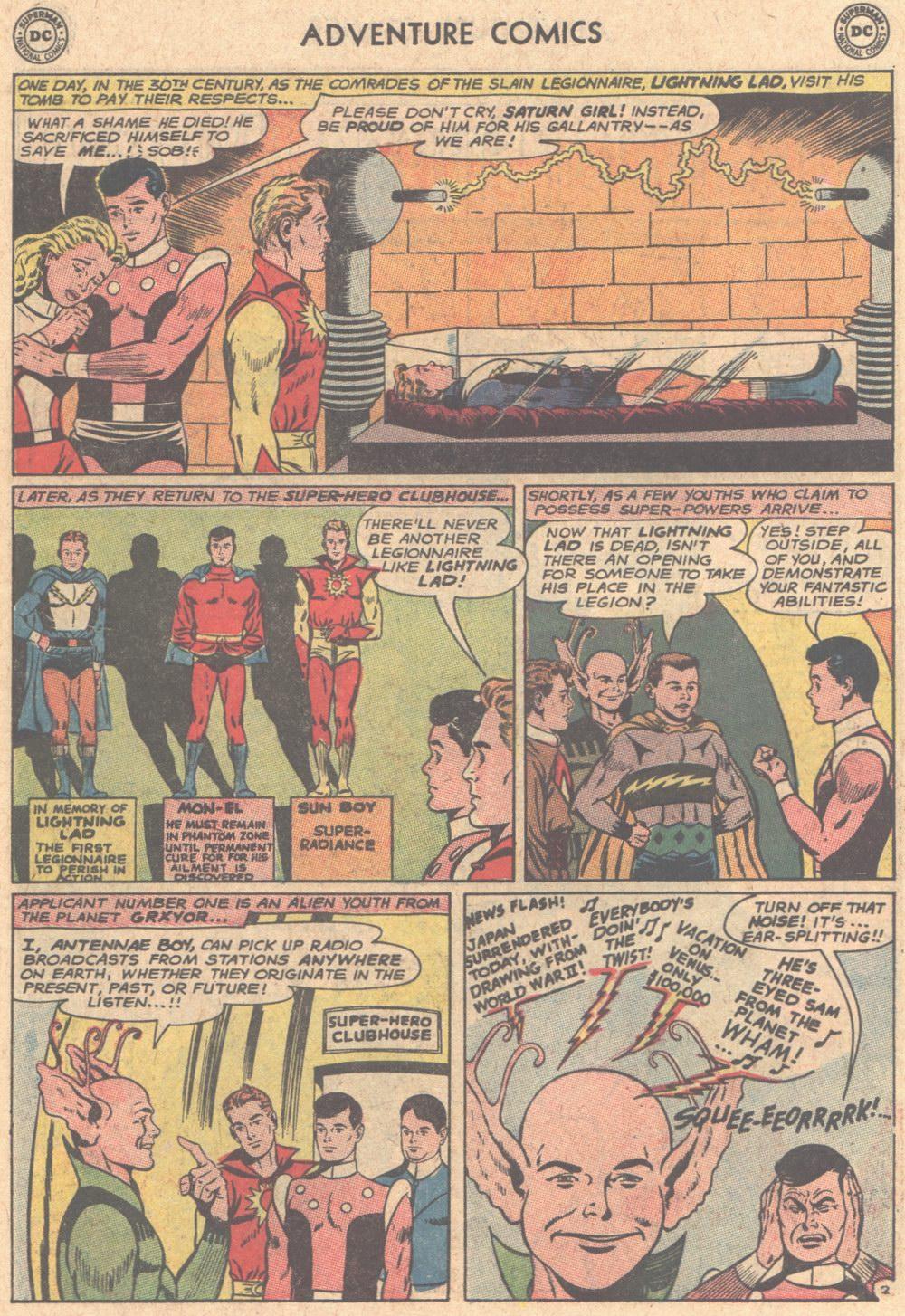 Read online Adventure Comics (1938) comic -  Issue #305 - 18