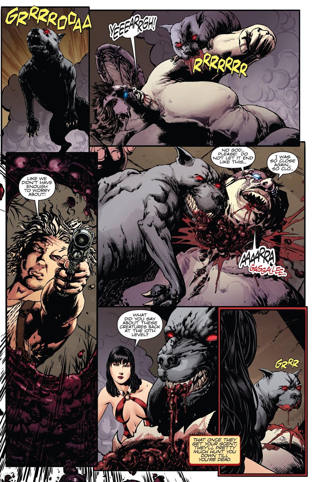 Read online Vampirella Strikes comic -  Issue #5 - 20