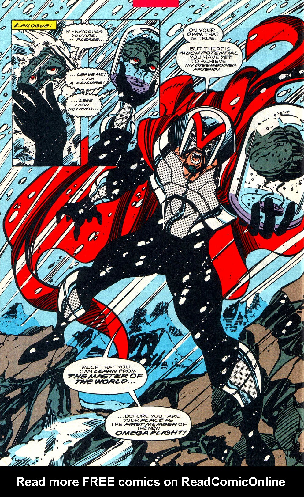 Read online Alpha Flight (1983) comic -  Issue #108 - 23