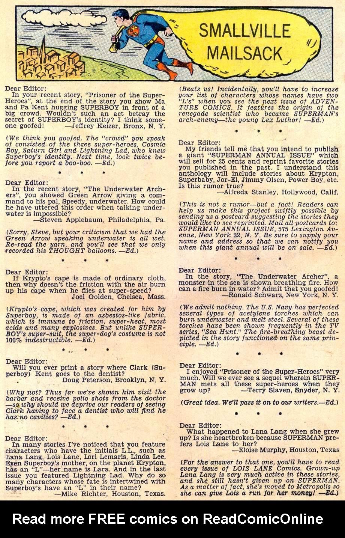 Read online Adventure Comics (1938) comic -  Issue #270 - 24