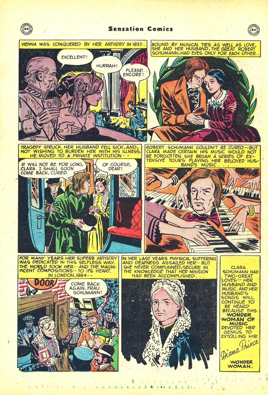 Read online Sensation (Mystery) Comics comic -  Issue #81 - 32