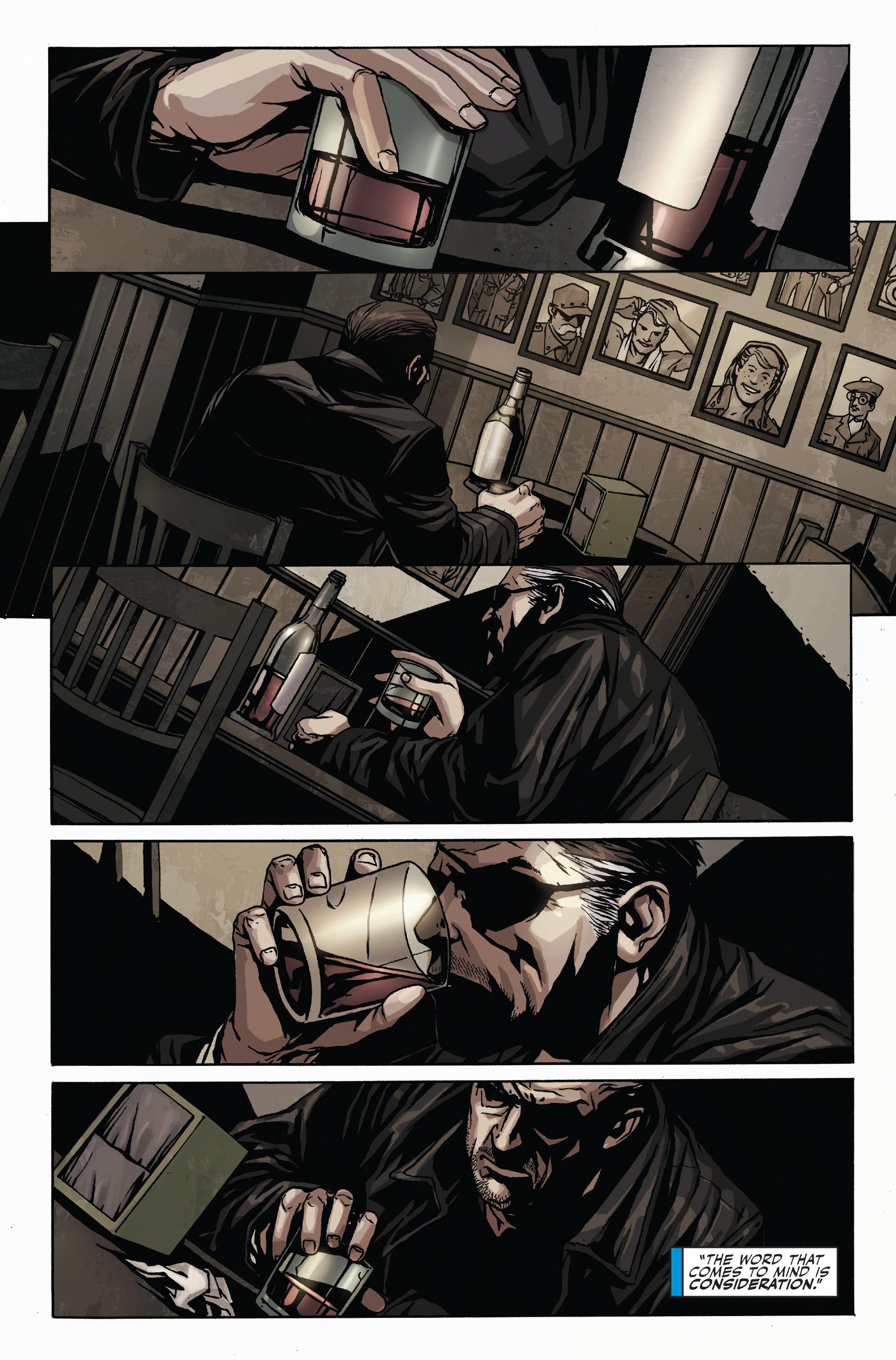 Read online Secret Warriors comic -  Issue #17 - 4