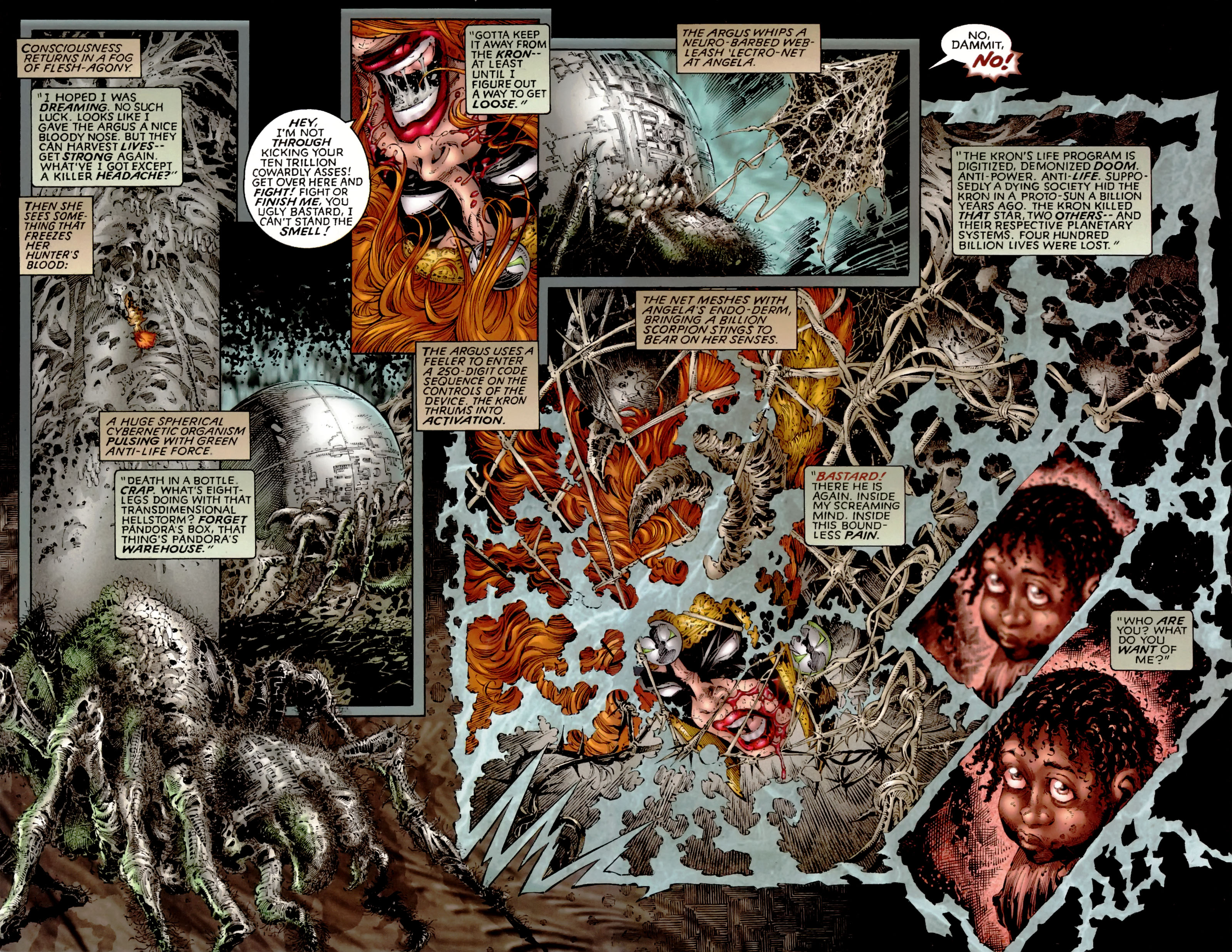 Curse of the Spawn 9 Page 12
