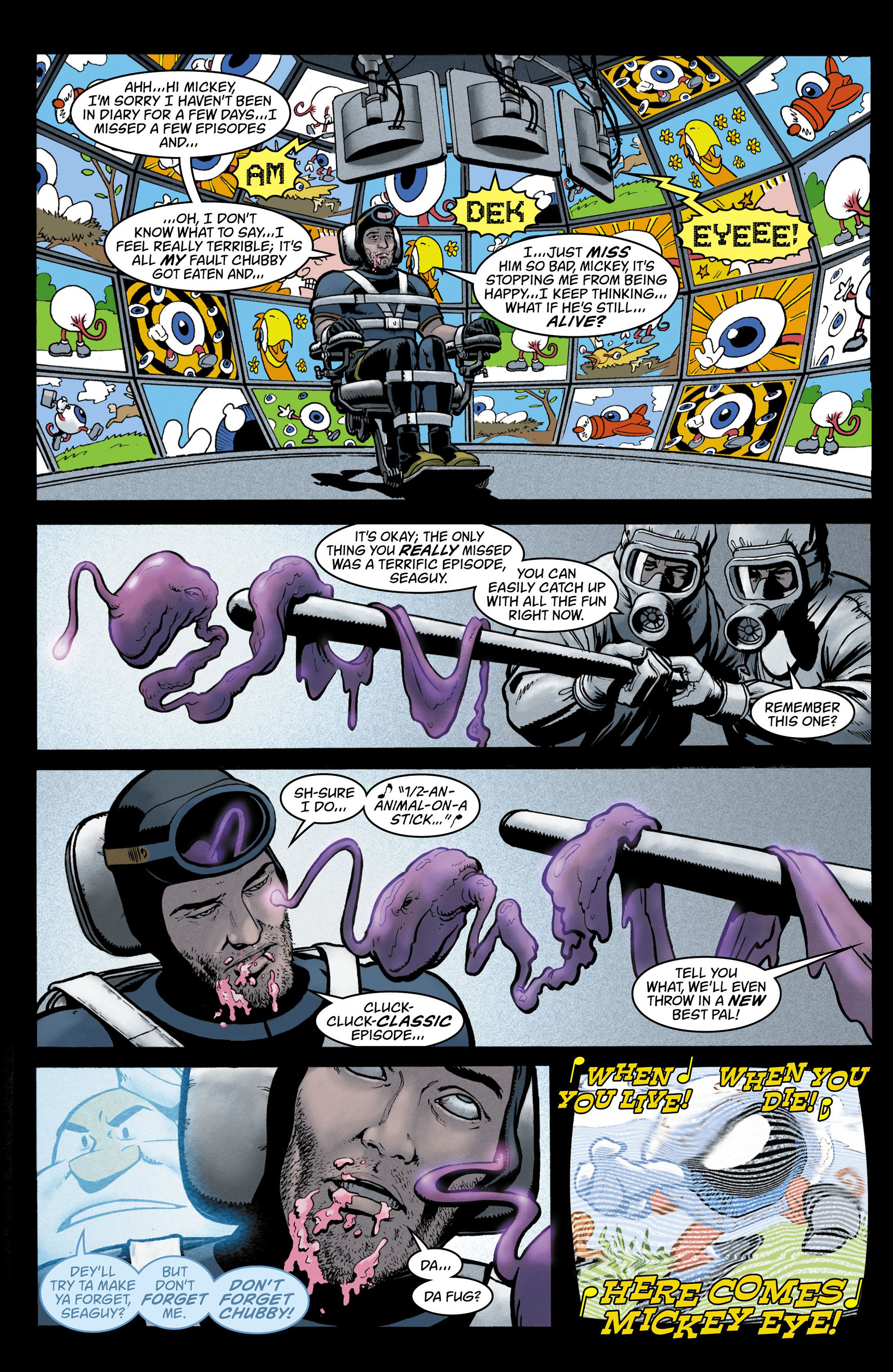 Read online Seaguy comic -  Issue #3 - 30