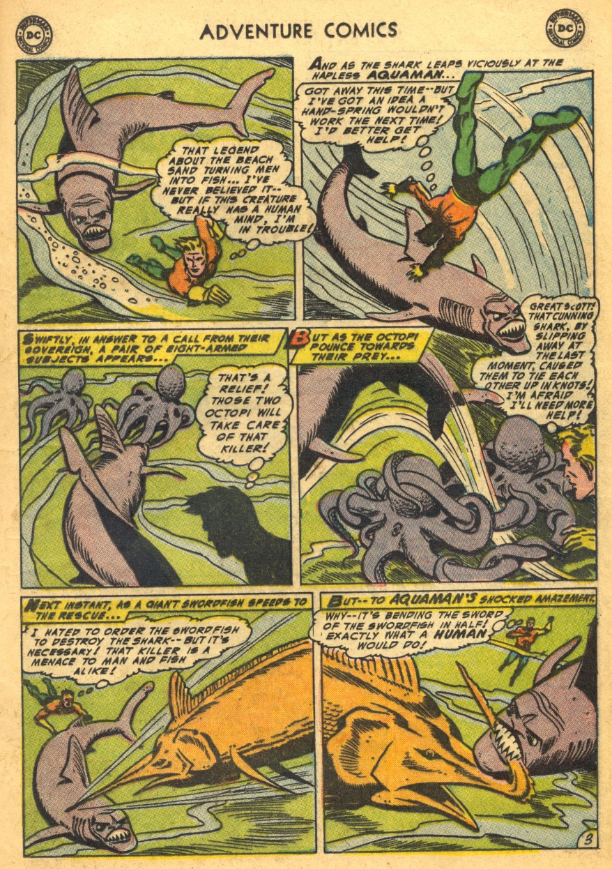 Read online Adventure Comics (1938) comic -  Issue #203 - 19
