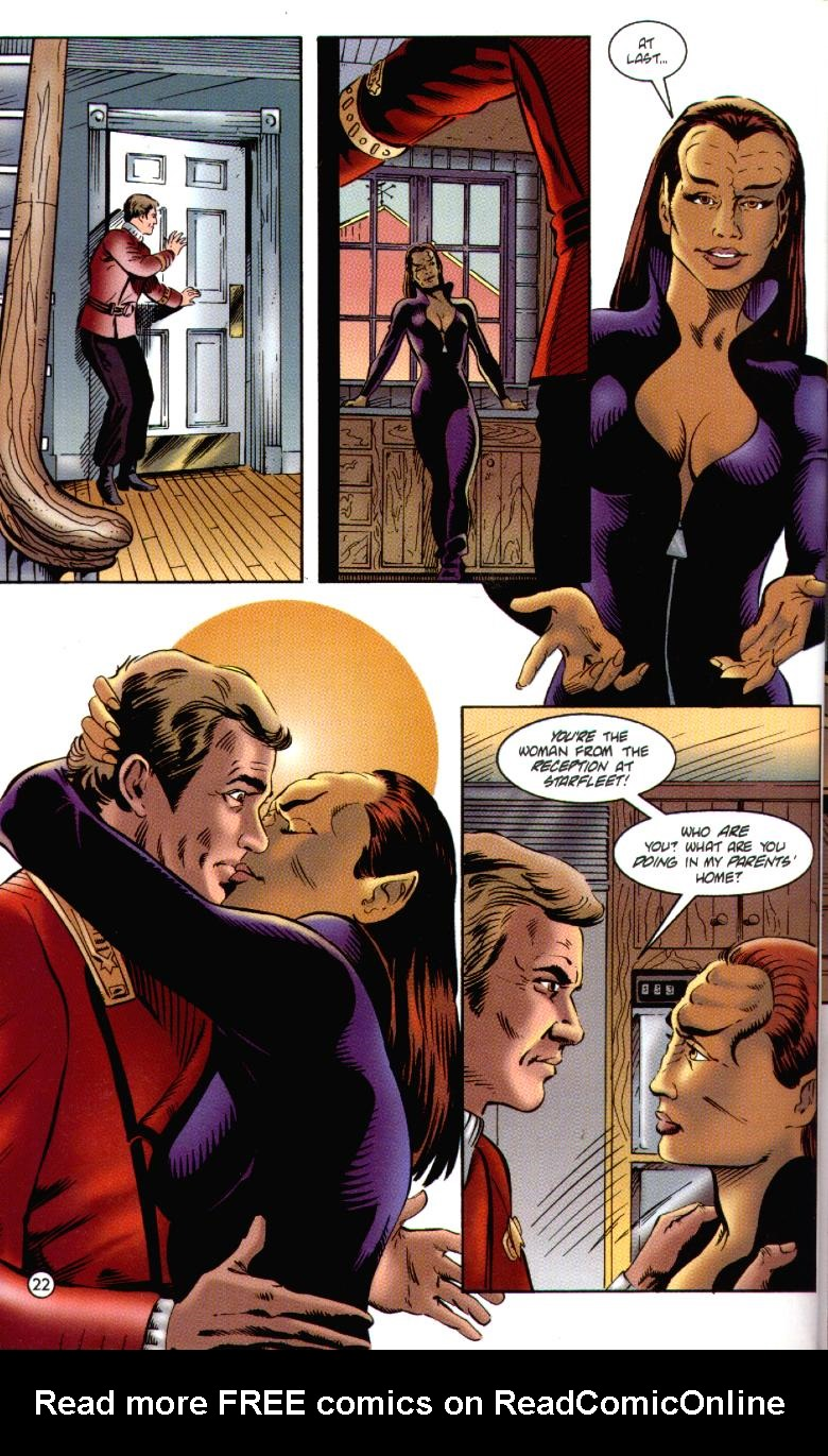 Read online Star Trek: The Ashes of Eden comic -  Issue # Full - 26