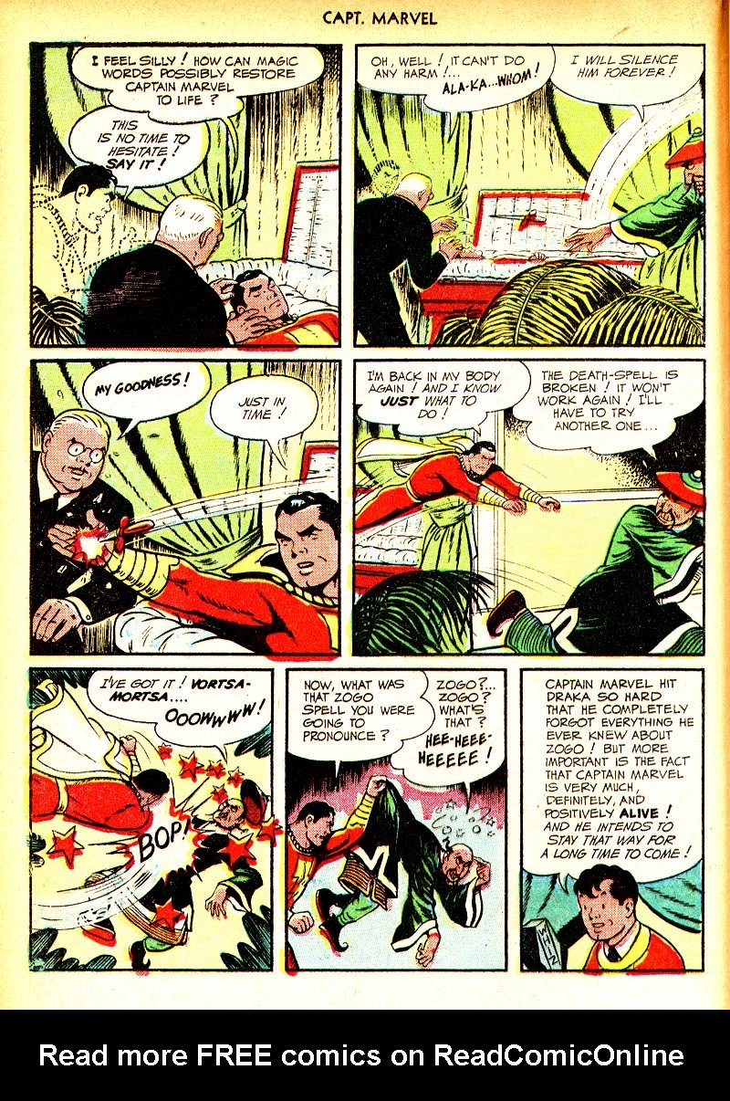 Captain Marvel Adventures issue 88 - Page 12
