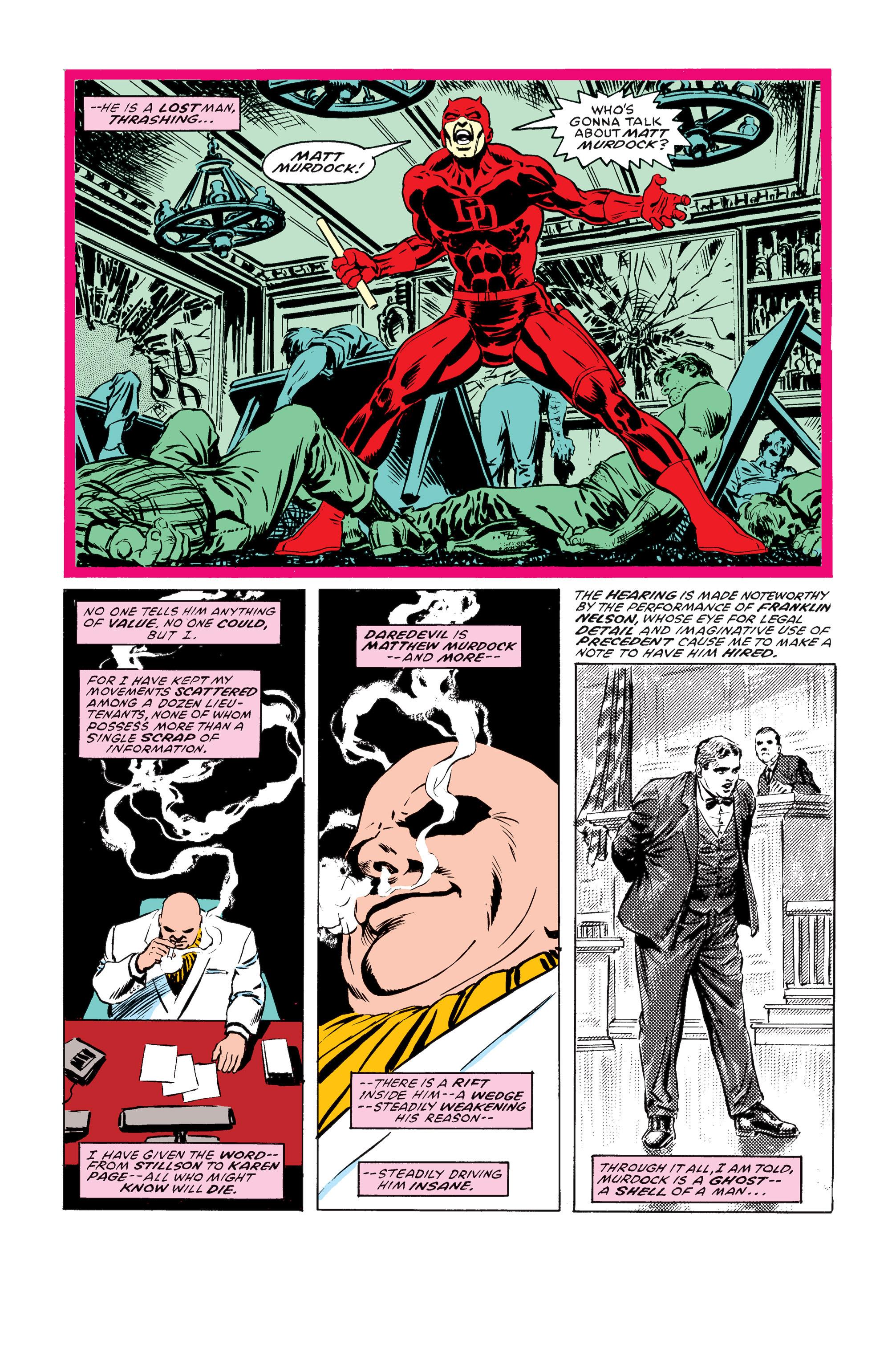 Read online Daredevil: Born Again comic -  Issue # Full - 47
