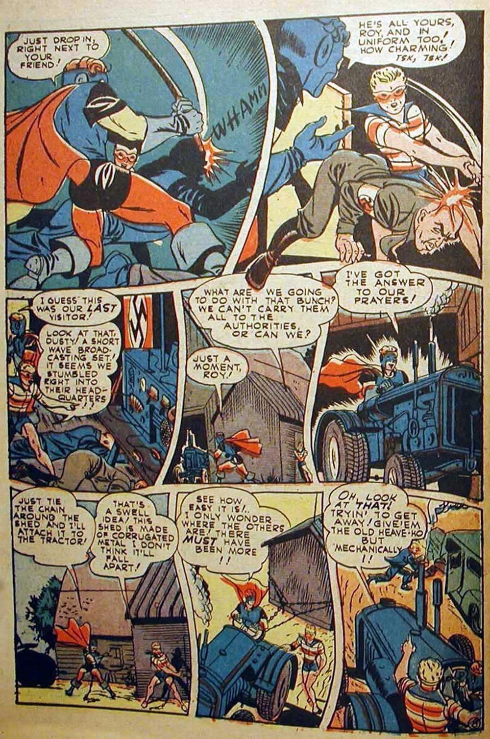 Hangman Comics issue 5 - Page 64