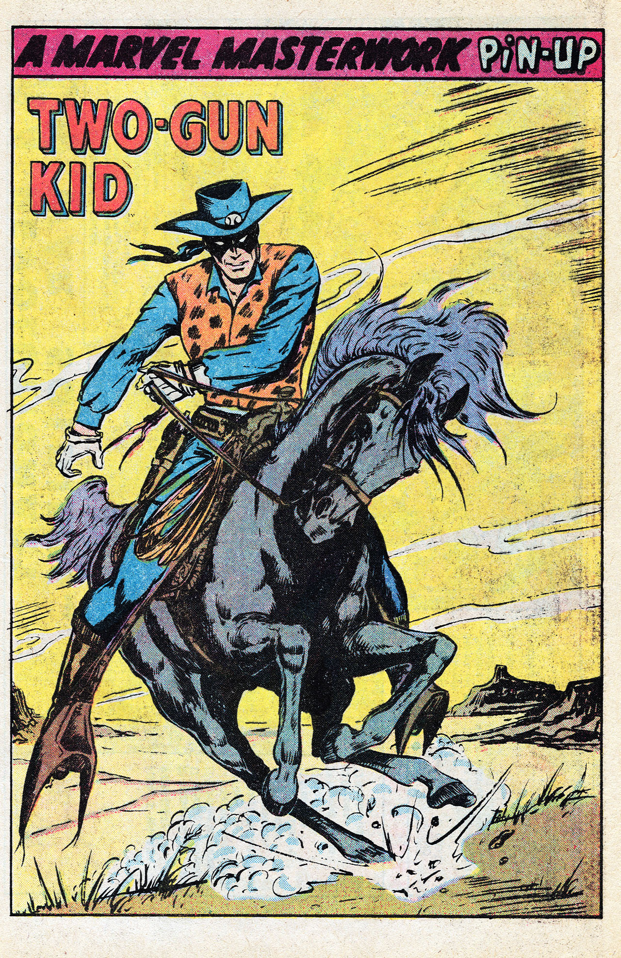Read online Two-Gun Kid comic -  Issue #136 - 33
