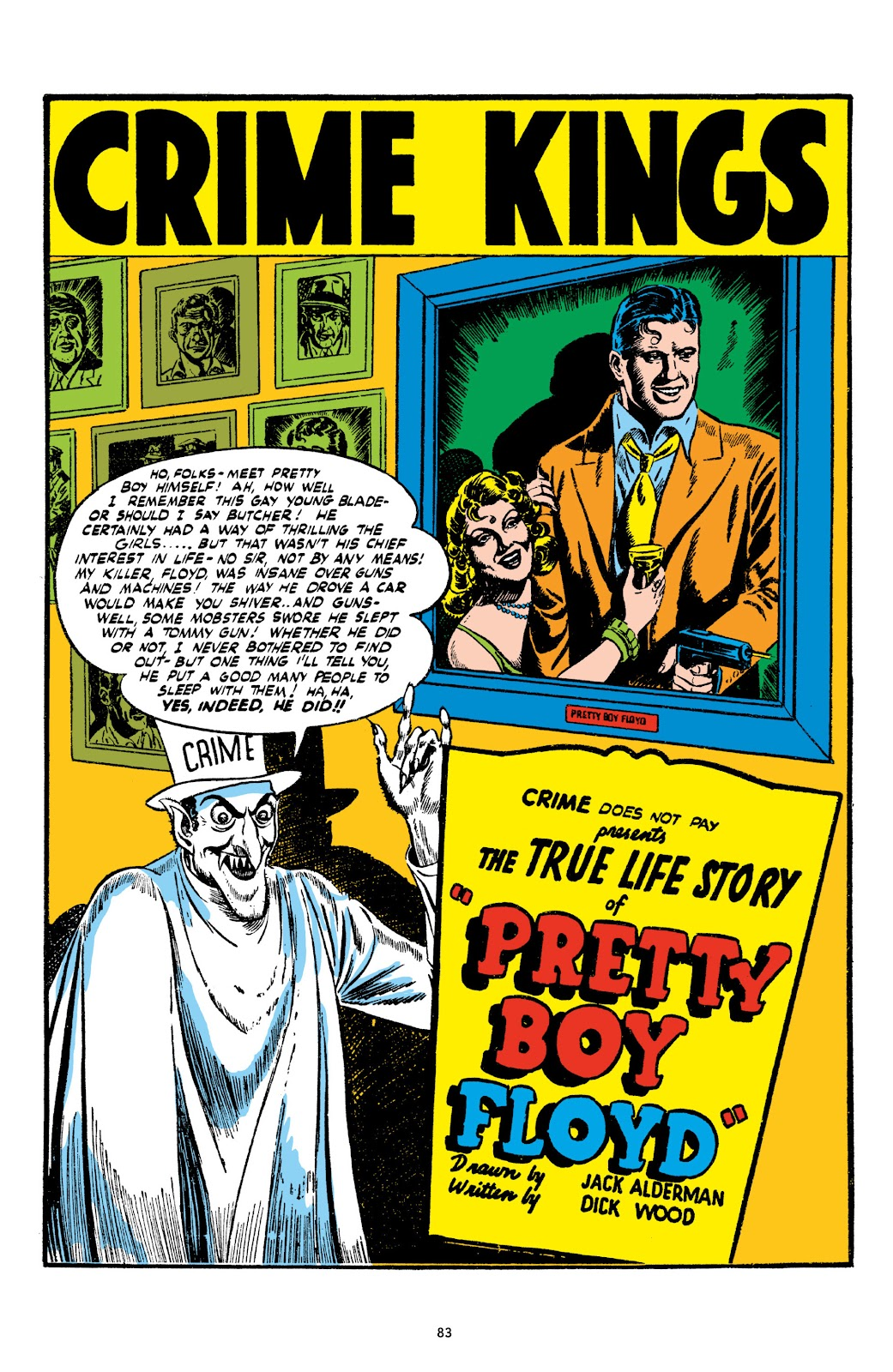 Read online Crime Does Not Pay Archives comic -  Issue # TPB 2 (Part 1) - 83