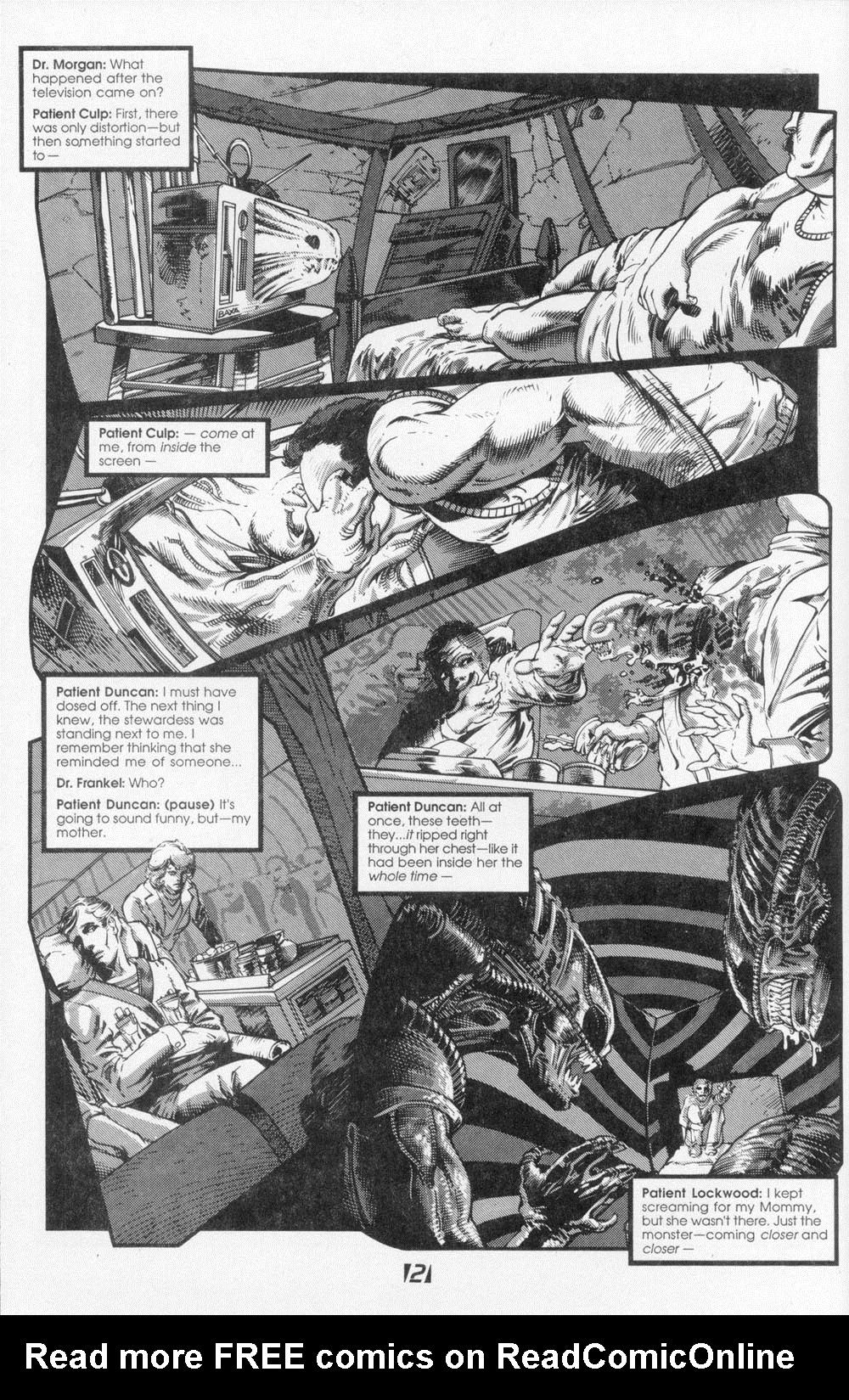 Read online Aliens (1988) comic -  Issue #3 - 6