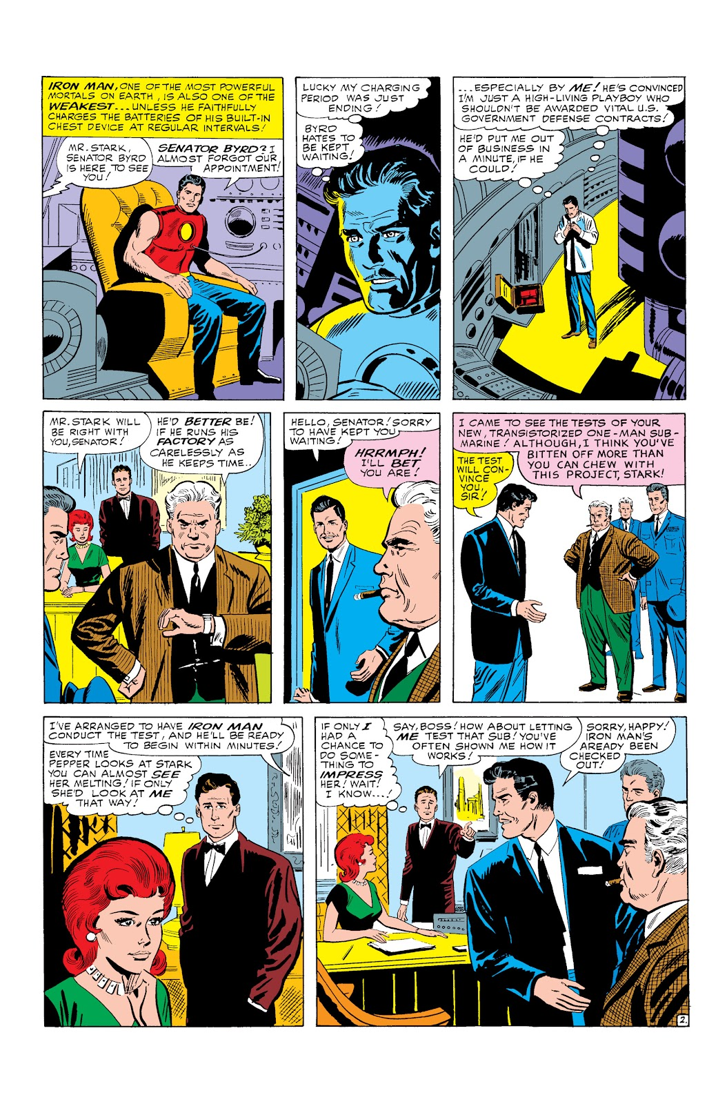 Tales of Suspense (1959) issue 66 - Page 3