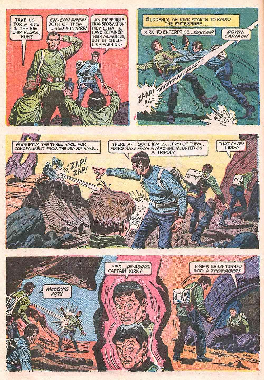 Star Trek (1967) issue 8 - Page 7