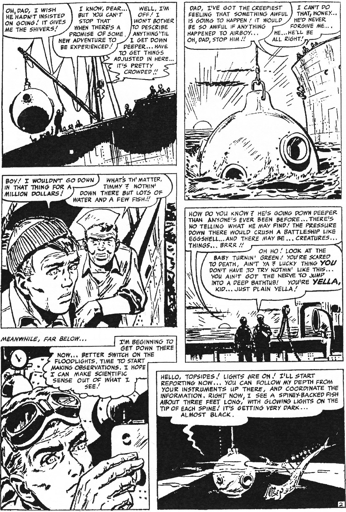 Read online Men of Mystery Comics comic -  Issue #57 - 28