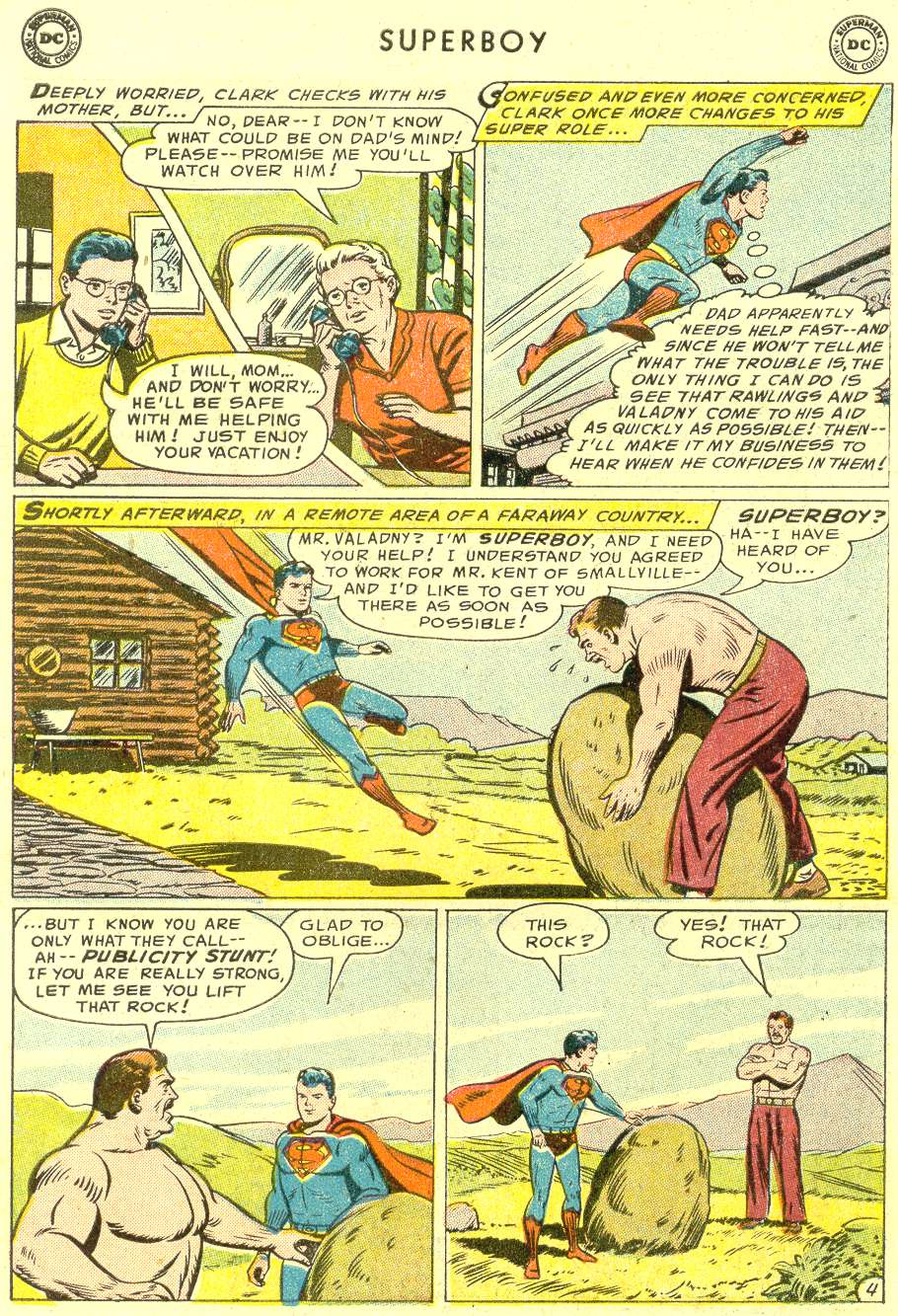 Superboy (1949) issue 42 - Page 5