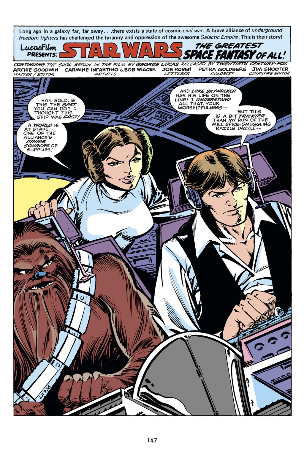 Read online Star Wars Omnibus comic -  Issue # Vol. 14 - 147