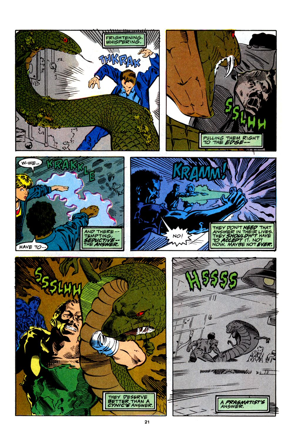 Read online Powerline comic -  Issue #4 - 23