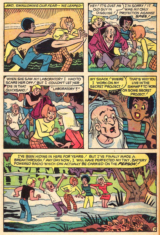 Read online She's Josie comic -  Issue #67 - 46