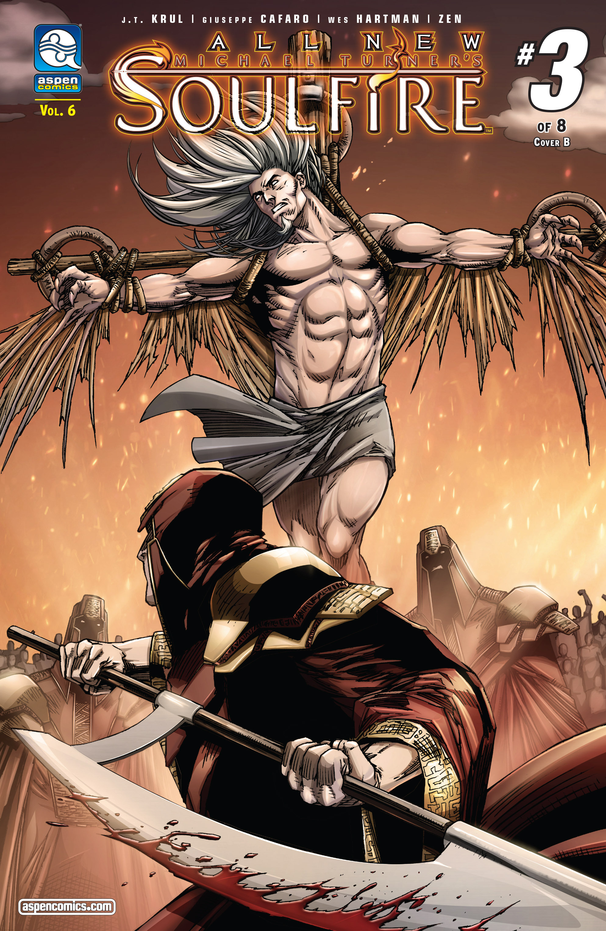 Read online All-New Soulfire Vol. 6 comic -  Issue #3 - 2