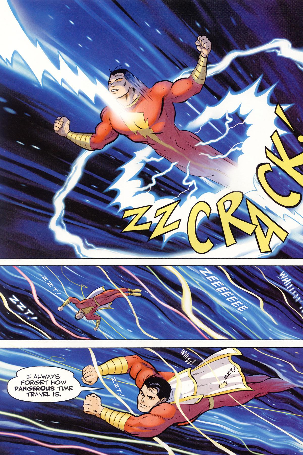 Read online Shazam!: The Monster Society of Evil comic -  Issue #1 - 35