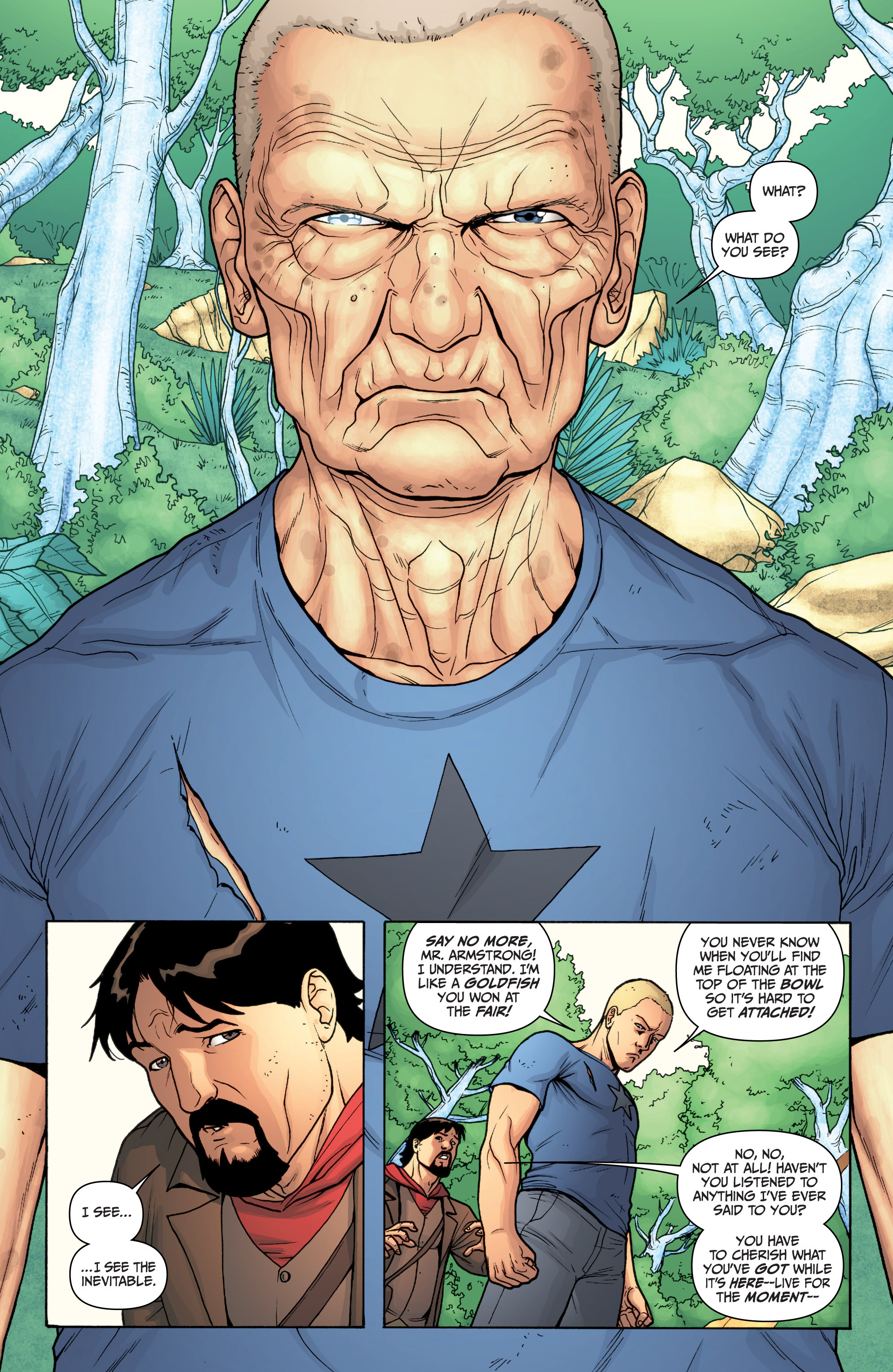 Read online Archer and Armstrong comic -  Issue #Archer and Armstrong _TPB 3 - 115