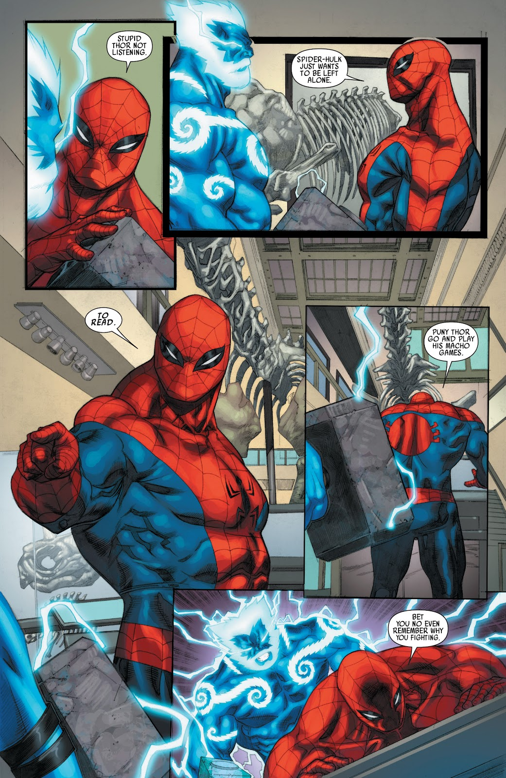 World War Hulks: Spider-Man vs. Thor Issue #1 #1 - English 17